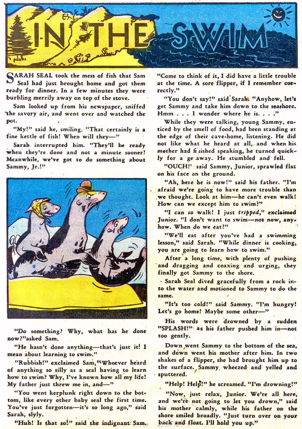 Read online Animal Antics comic -  Issue #17 - 41