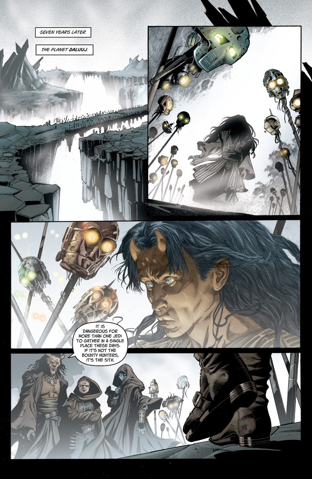 Read online Star Wars Legends: Legacy - Epic Collection comic -  Issue # TPB 1 (Part 1) - 30