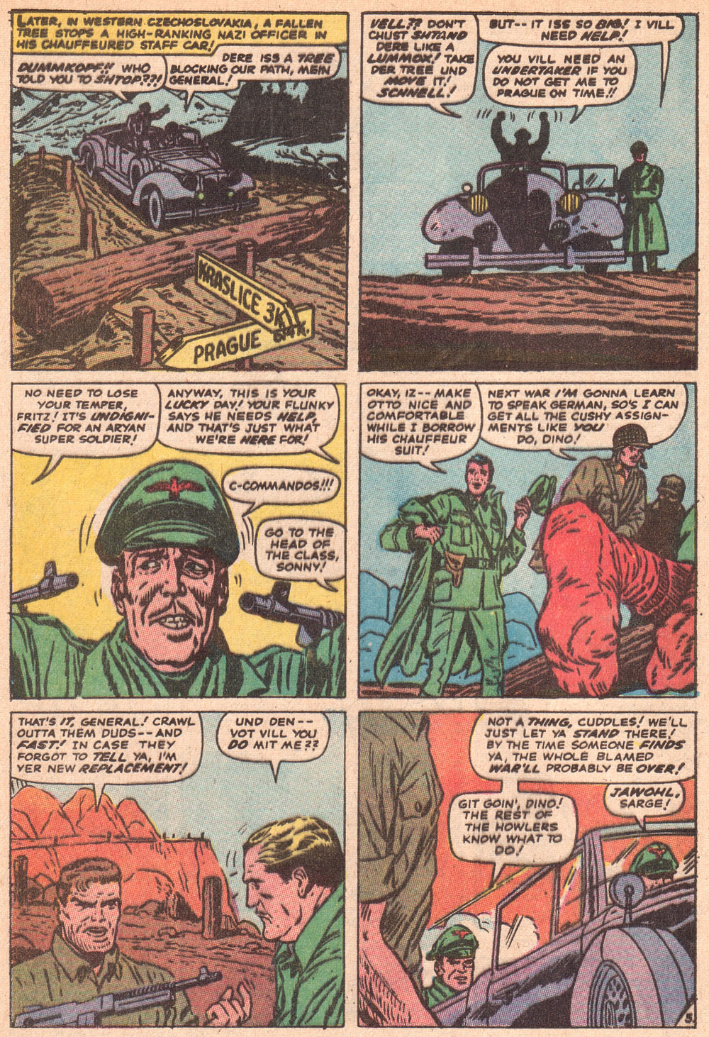 Read online Sgt. Fury comic -  Issue #80 - 8