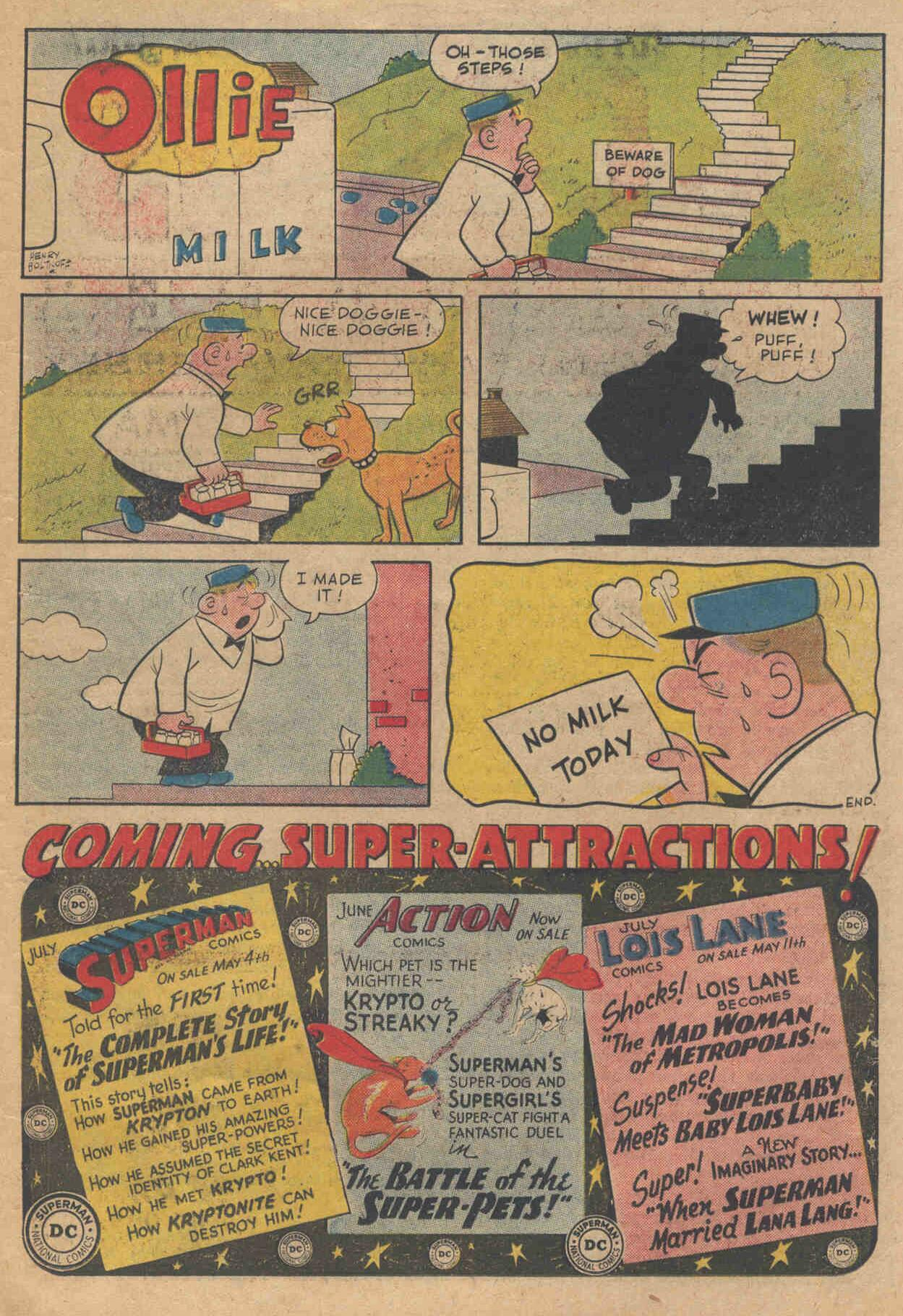 Read online Adventure Comics (1938) comic -  Issue #285 - 17