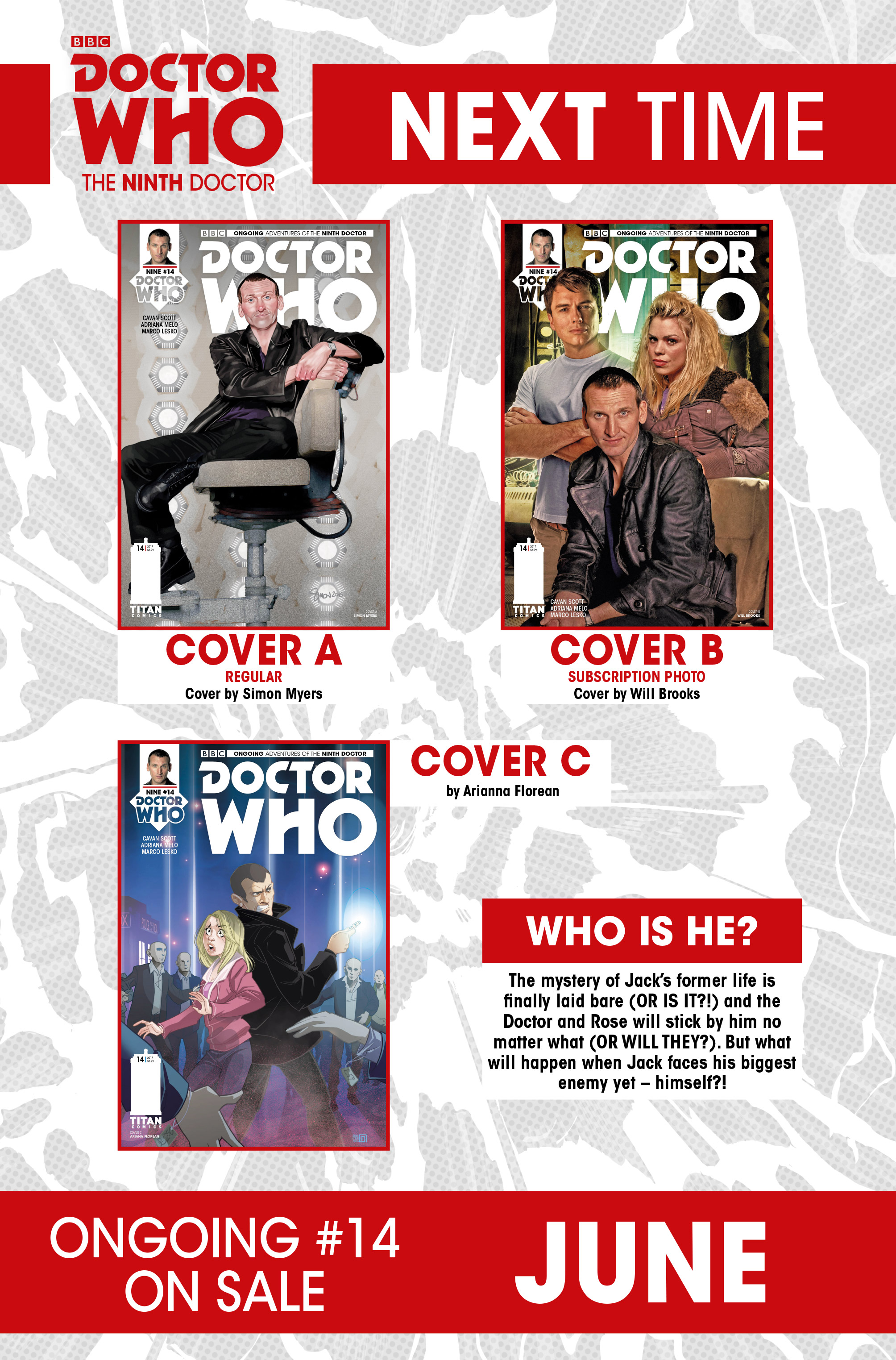 Read online Doctor Who: The Ninth Doctor (2016) comic -  Issue #13 - 25