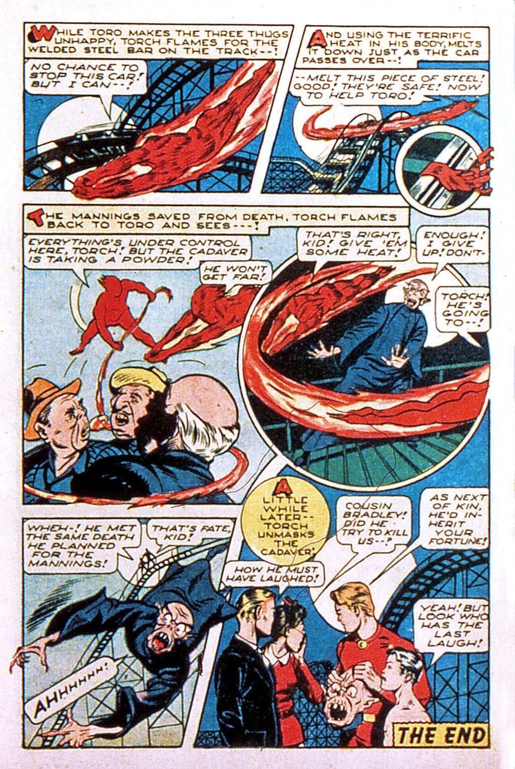 Read online Mystic Comics (1944) comic -  Issue #2 - 25
