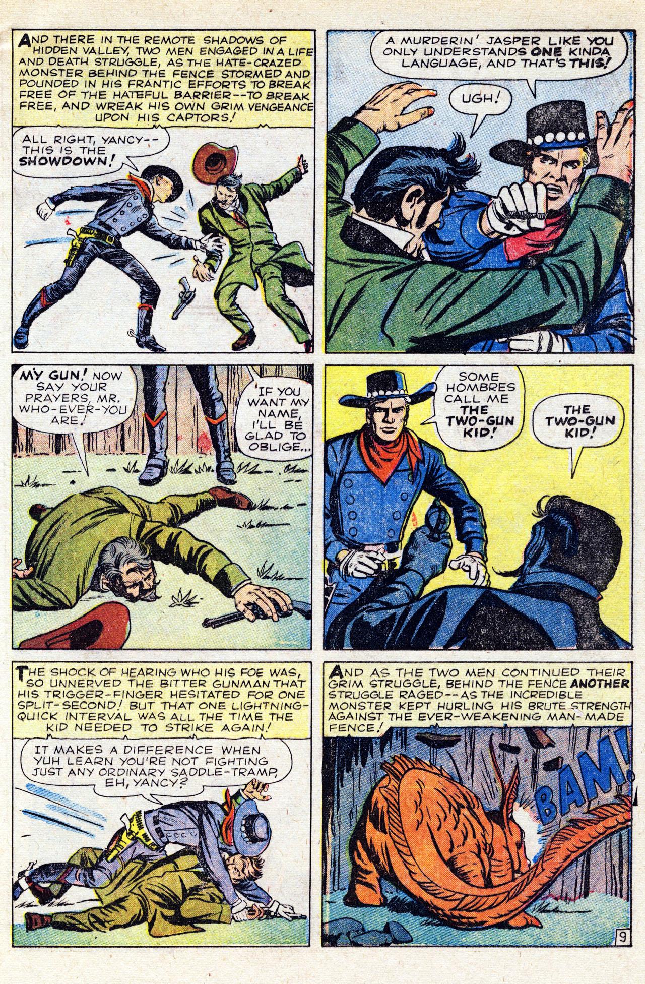 Read online Two-Gun Kid comic -  Issue #58 - 13