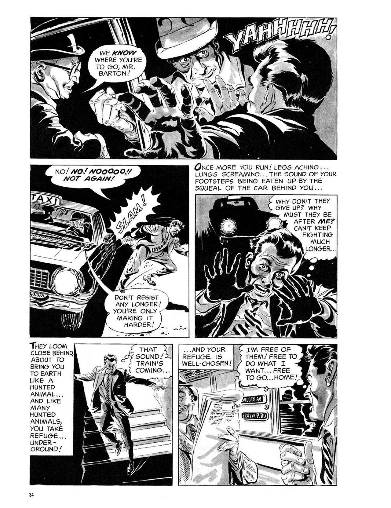 Read online Eerie Archives comic -  Issue # TPB 2 - 35