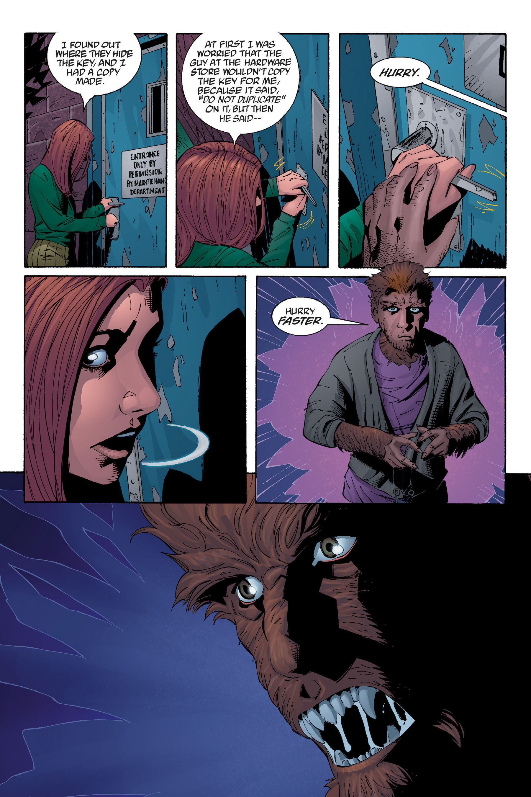 Read online Buffy the Vampire Slayer: Omnibus comic -  Issue # TPB 5 - 58