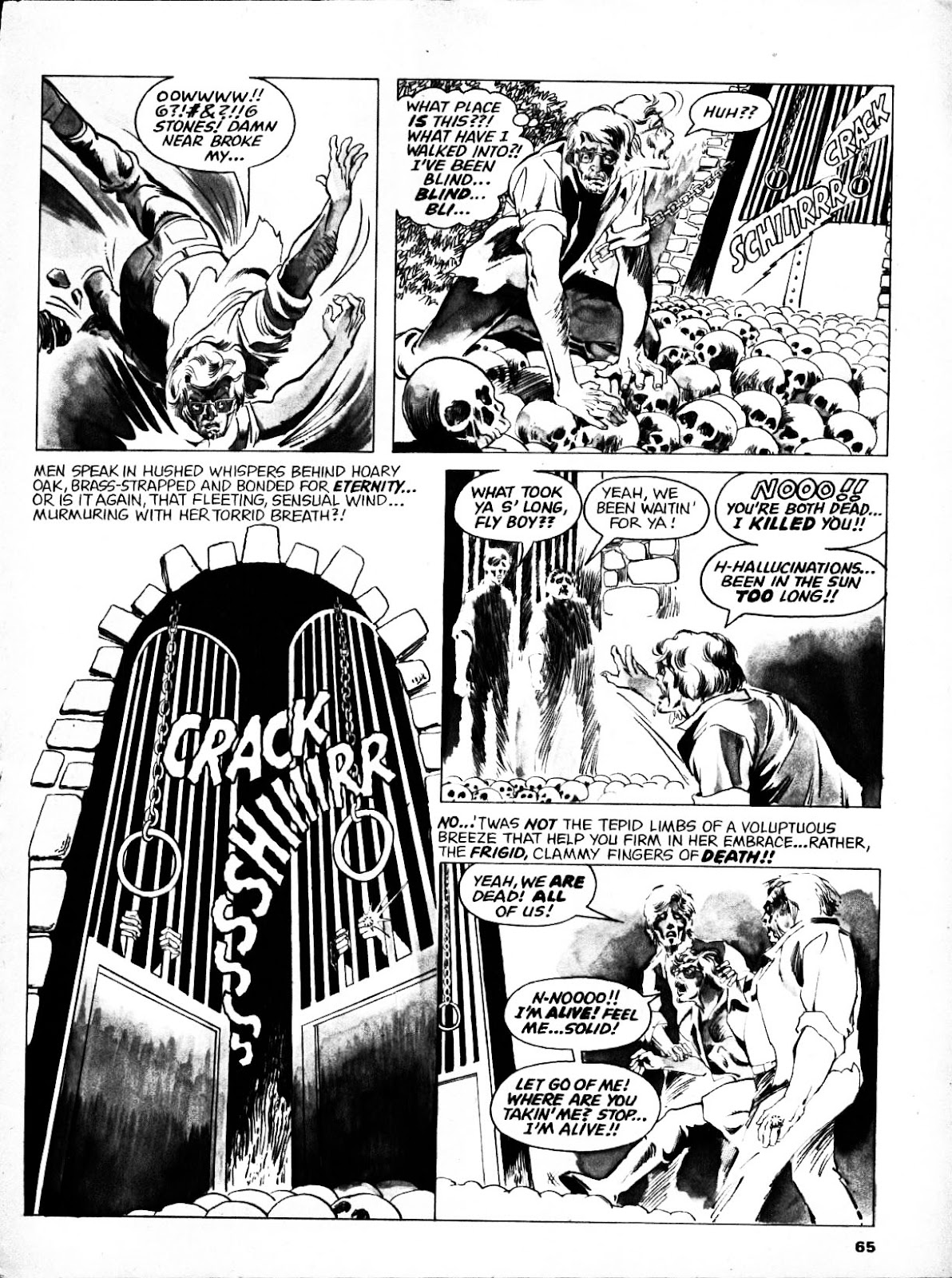 Nightmare (1970) issue 21 - Page 64