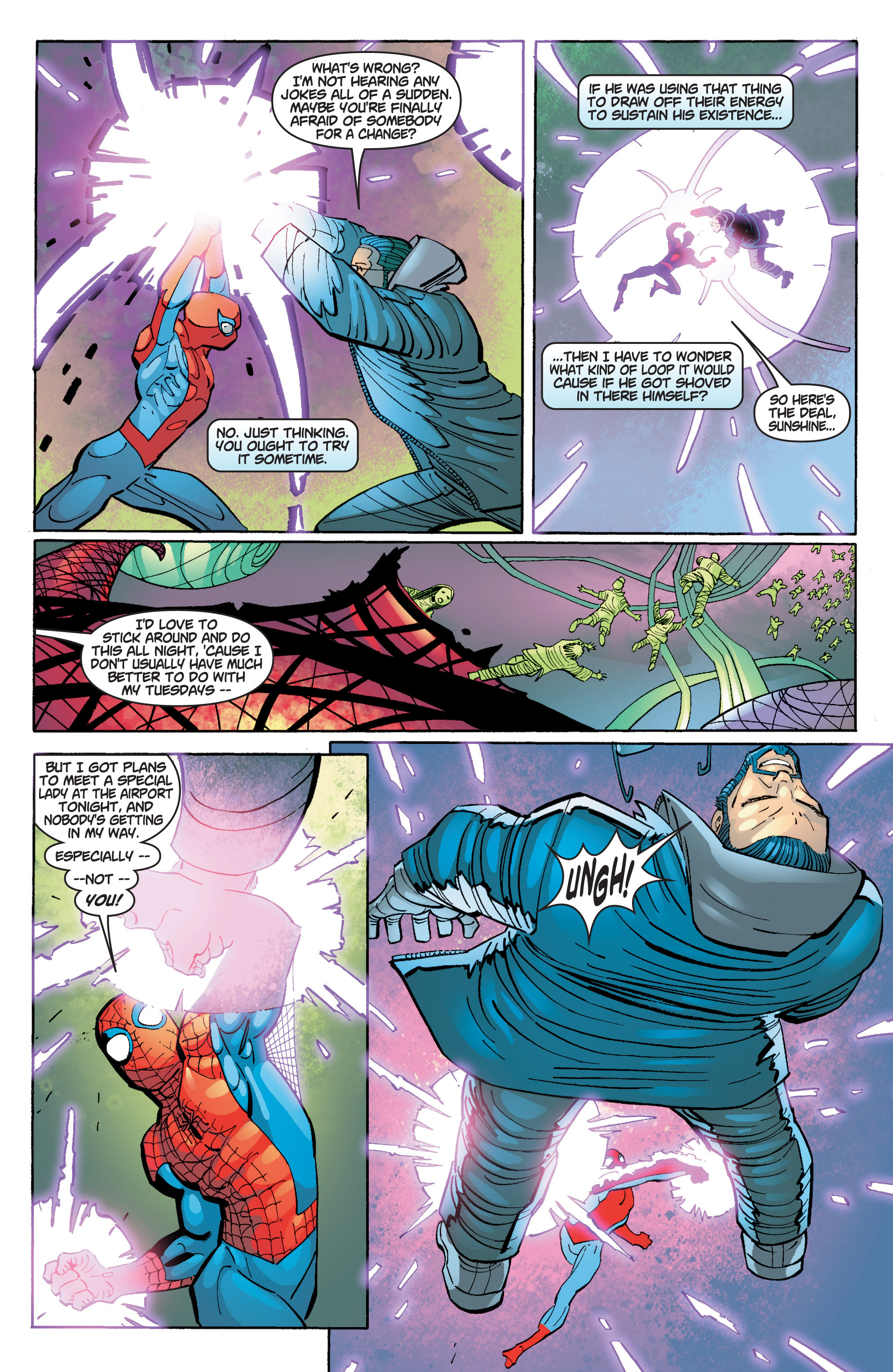 The Amazing Spider-Man (1999) 42 Page 15