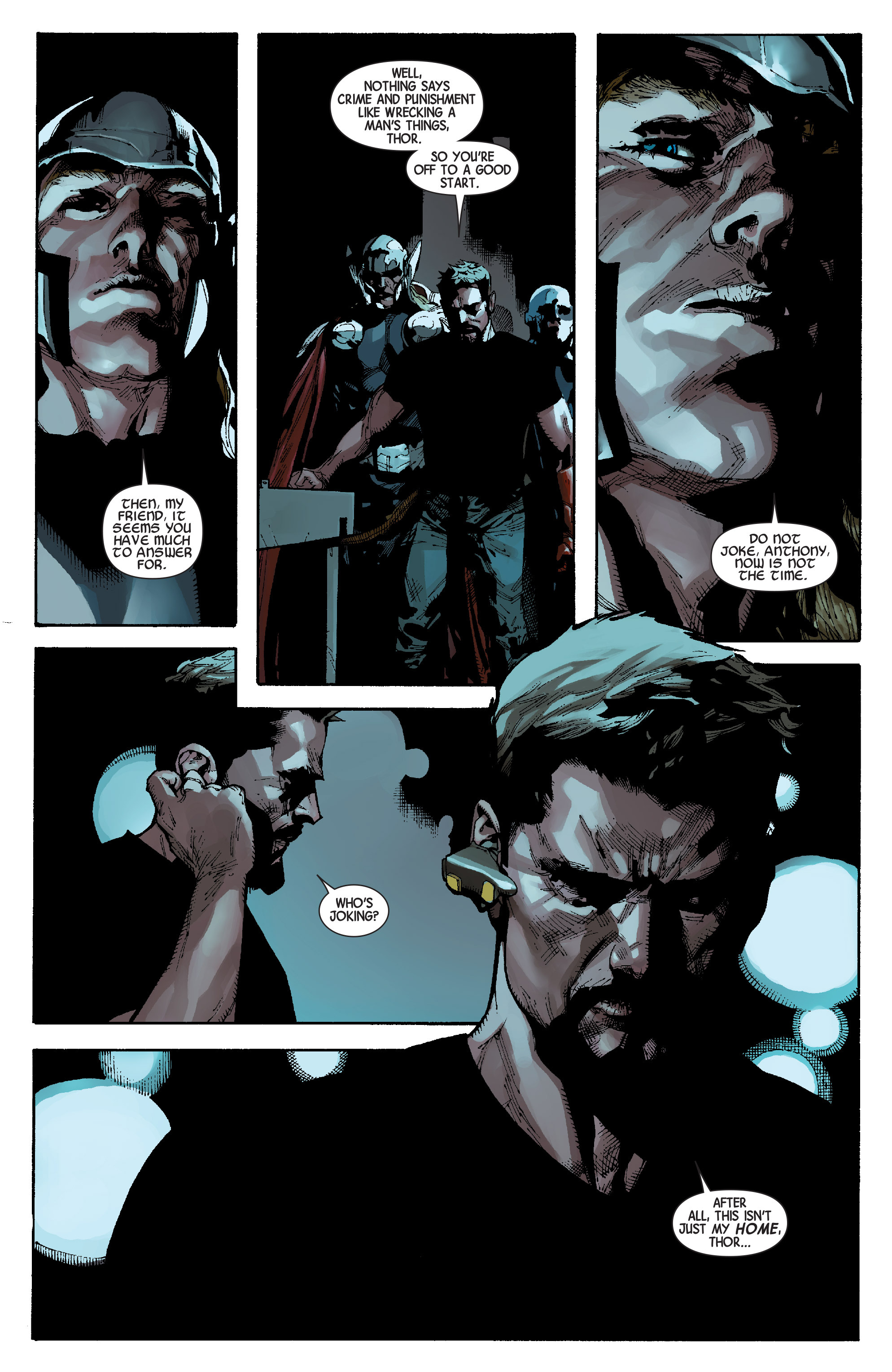 Read online Avengers (2013) comic -  Issue #Avengers (2013) _TPB 6 - 25