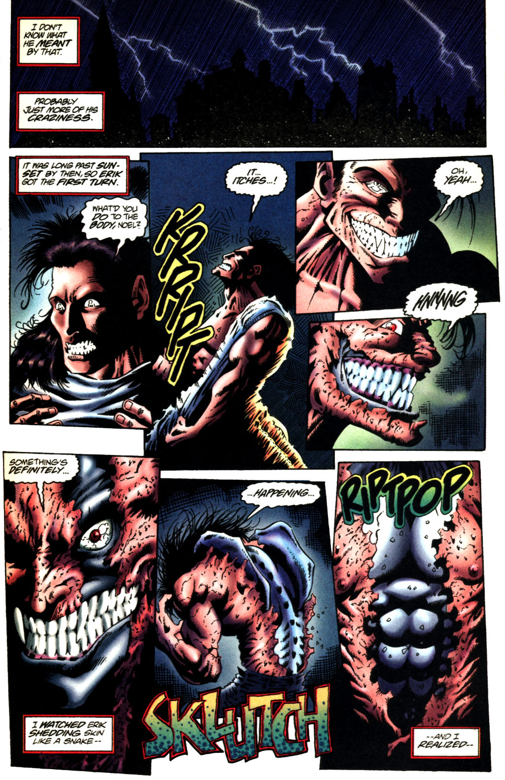 Read online Rune (1995) comic -  Issue # _Infinity - 22
