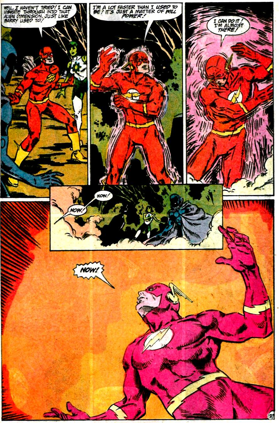 Read online The Flash (1987) comic -  Issue # _Annual 3 - 28