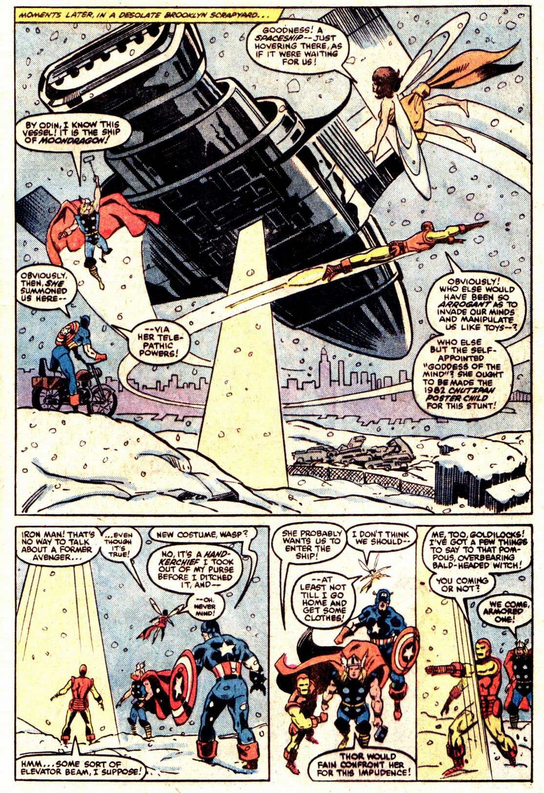 The Avengers (1963) 219 Page 6