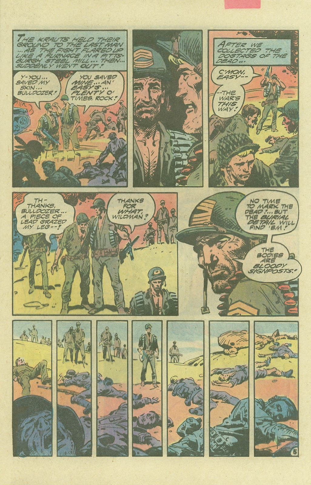 Sgt. Rock issue 388 - Page 8