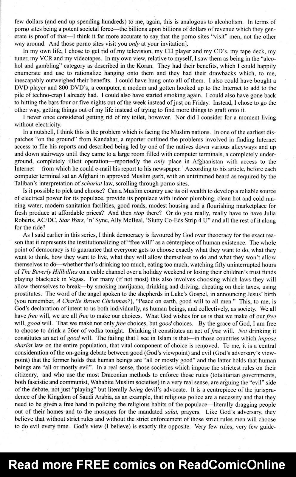 Cerebus Issue #281 #280 - English 32