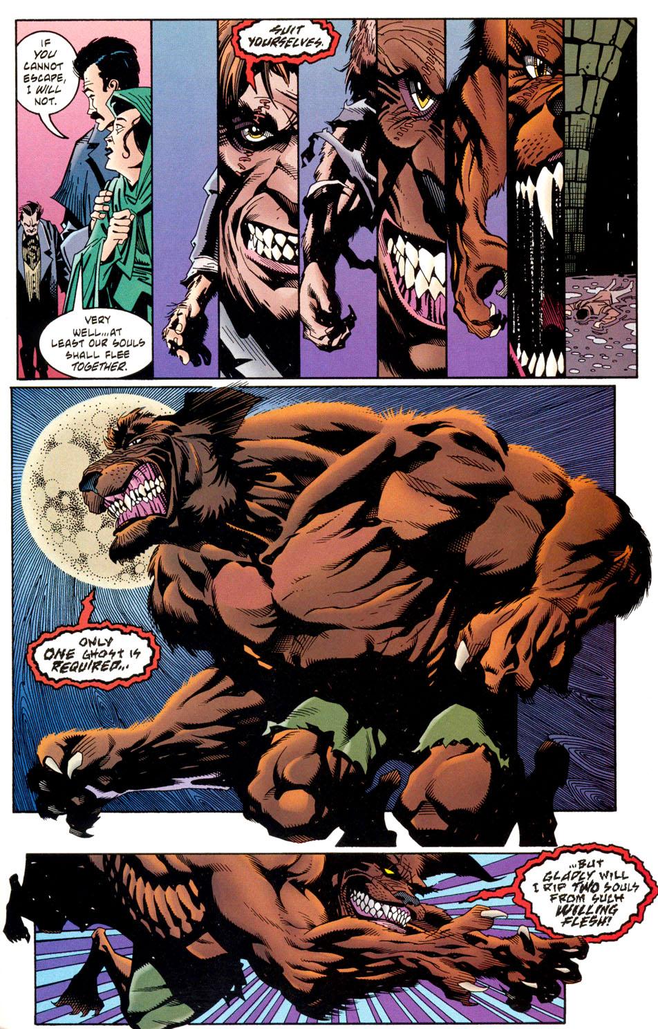 Read online Batman: Haunted Gotham comic -  Issue #1 - 13