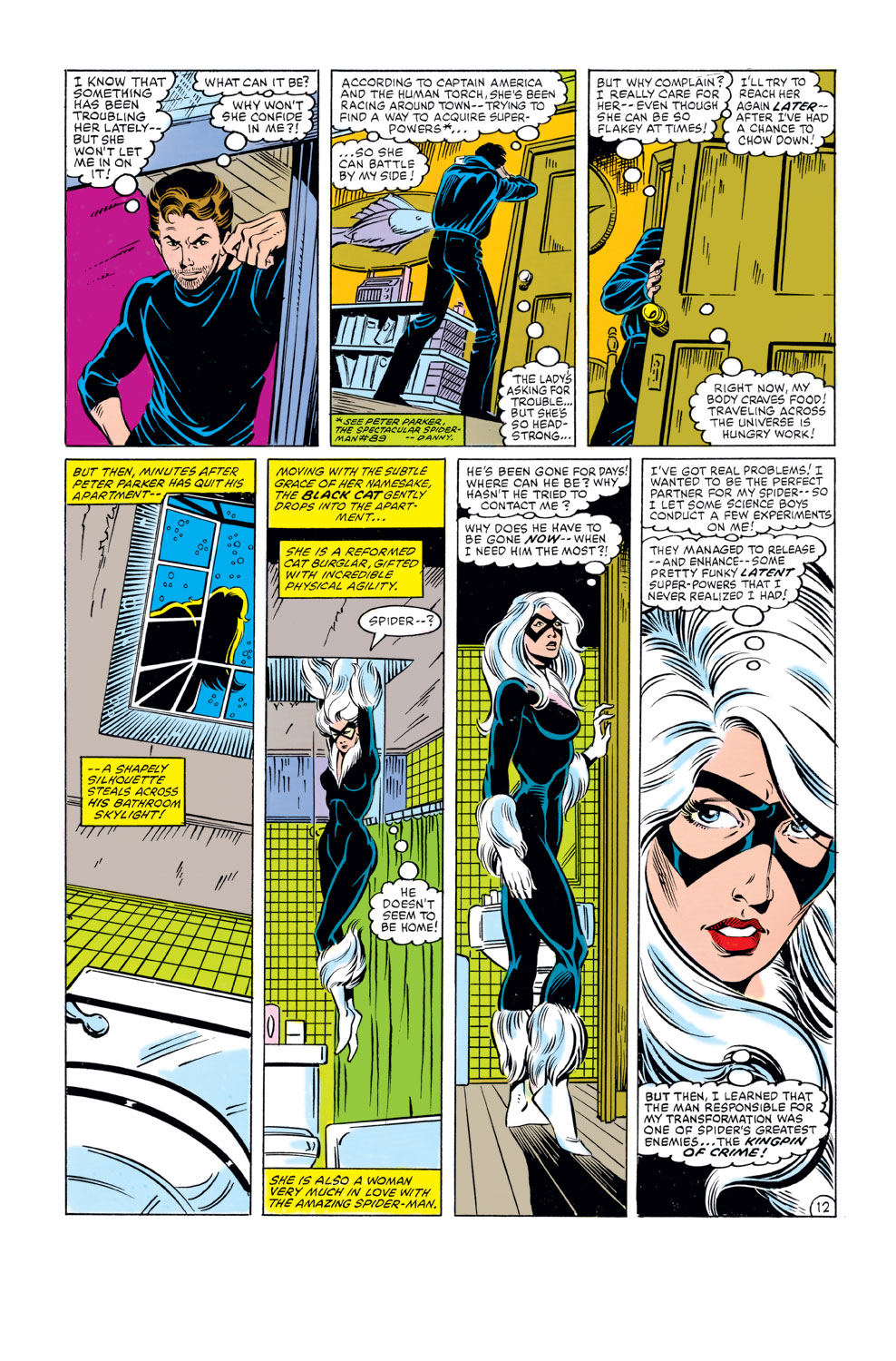 The Amazing Spider-Man (1963) 252 Page 12