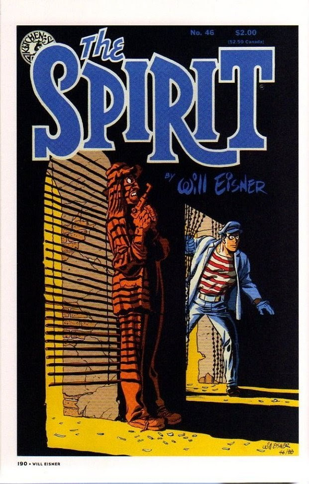 Read online Will Eisner's The Spirit Archives comic -  Issue # TPB 26 (Part 2) - 97