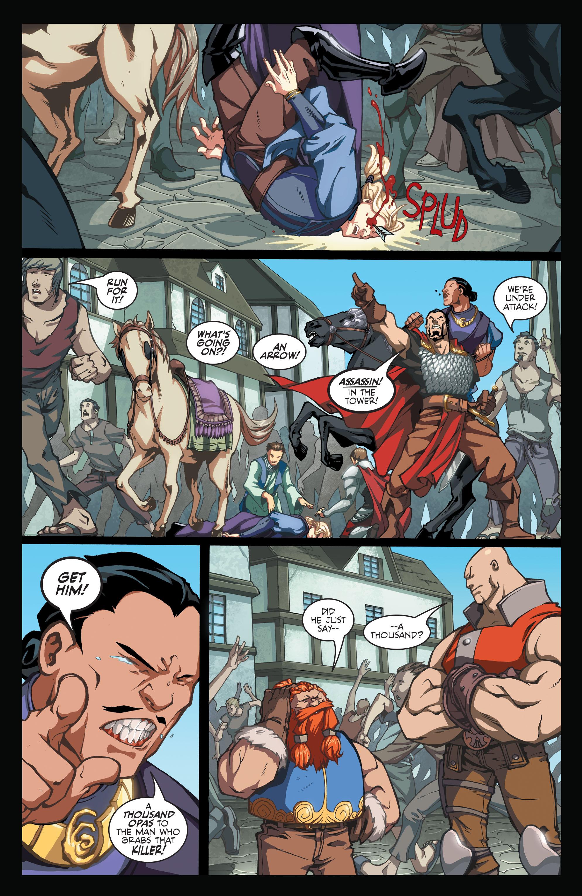 Read online Skullkickers comic -  Issue #1 - 14