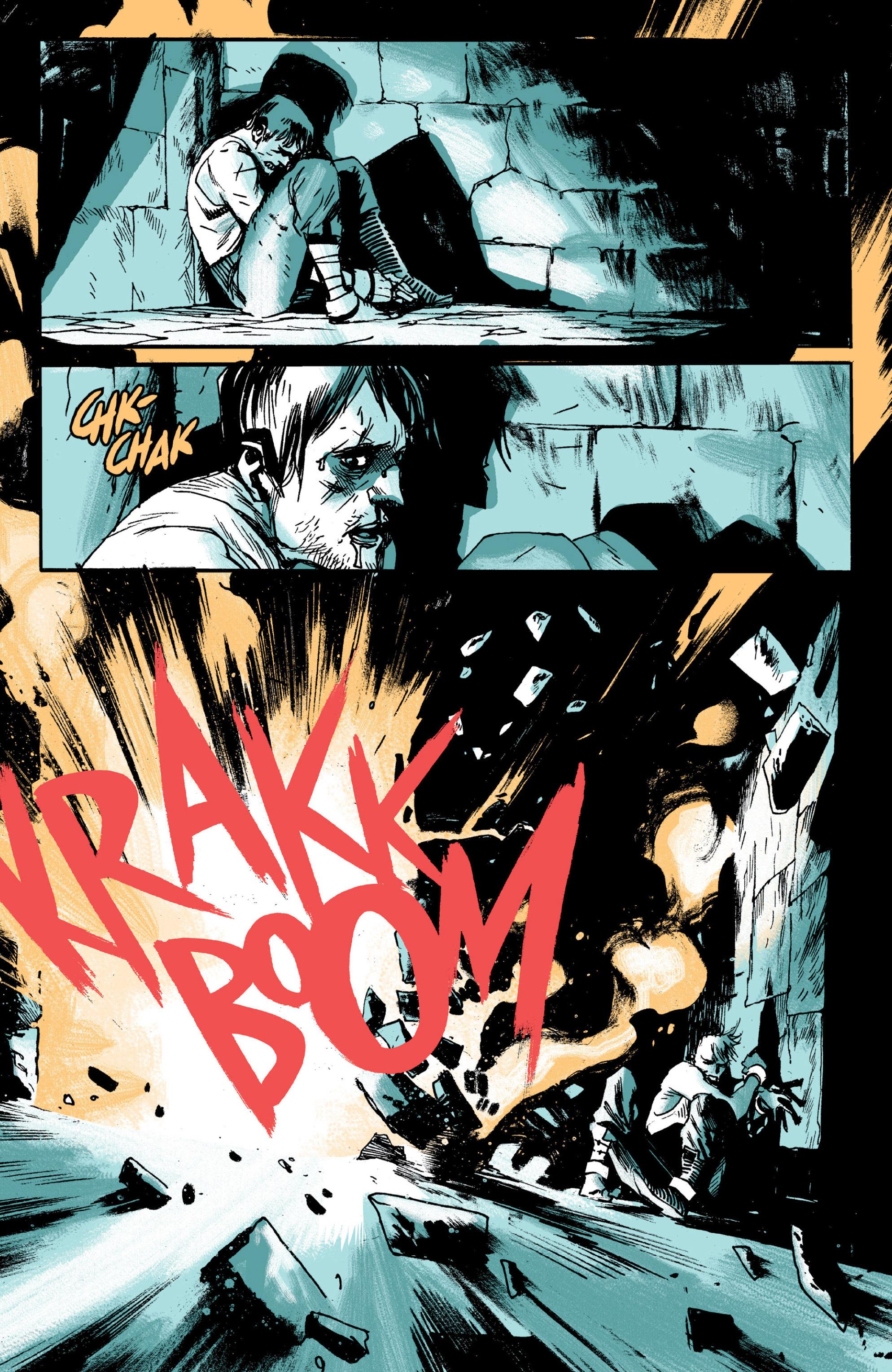 Read online Ei8ht comic -  Issue # TPB - 88