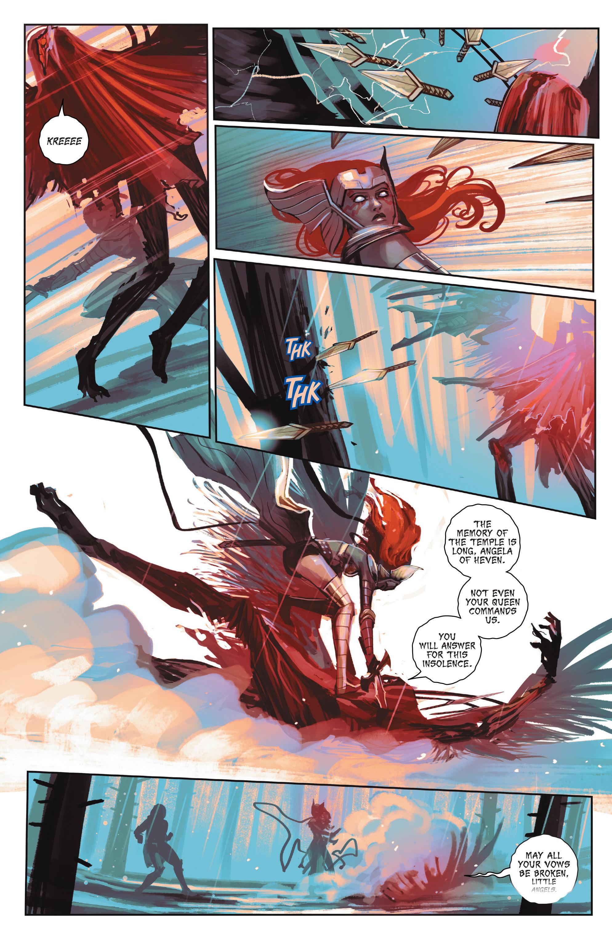 Read online Angela: Queen Of Hel comic -  Issue #1 - 13