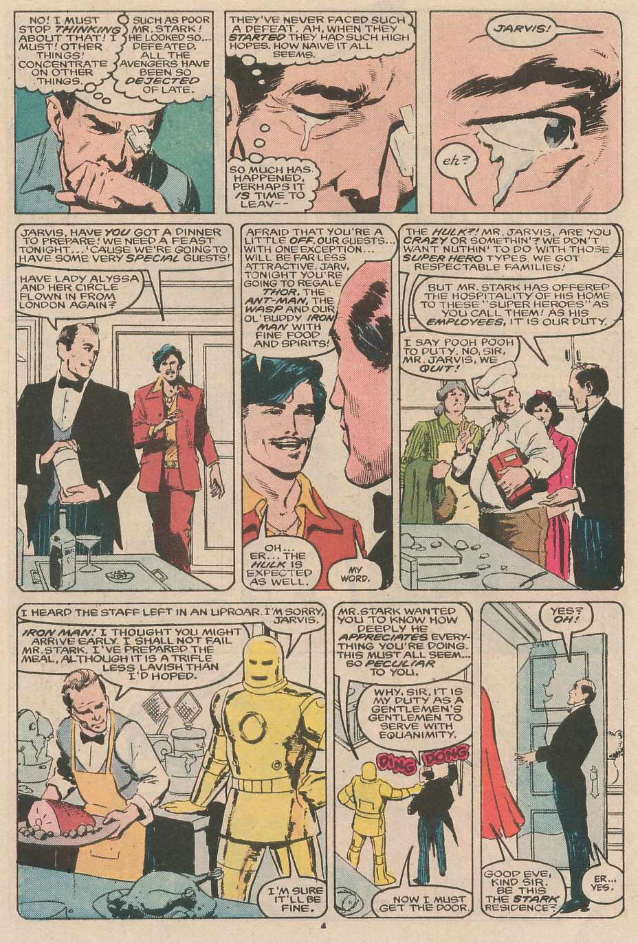 The Avengers (1963) 280 Page 4