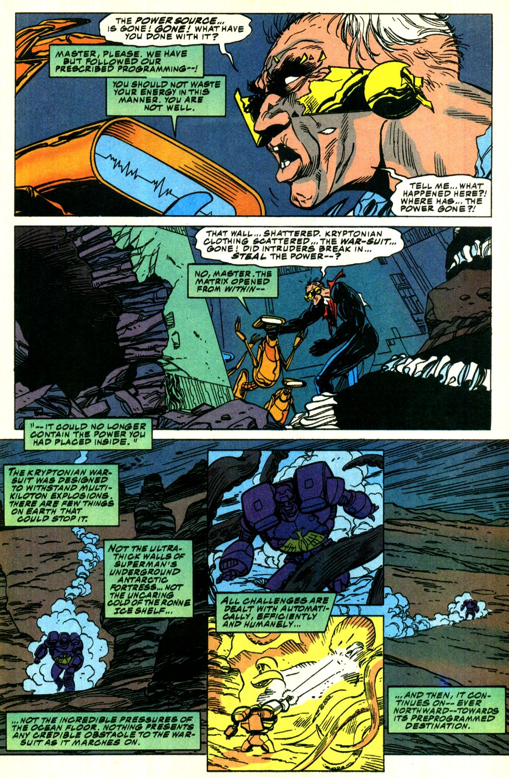 Action Comics (1938) 690 Page 9