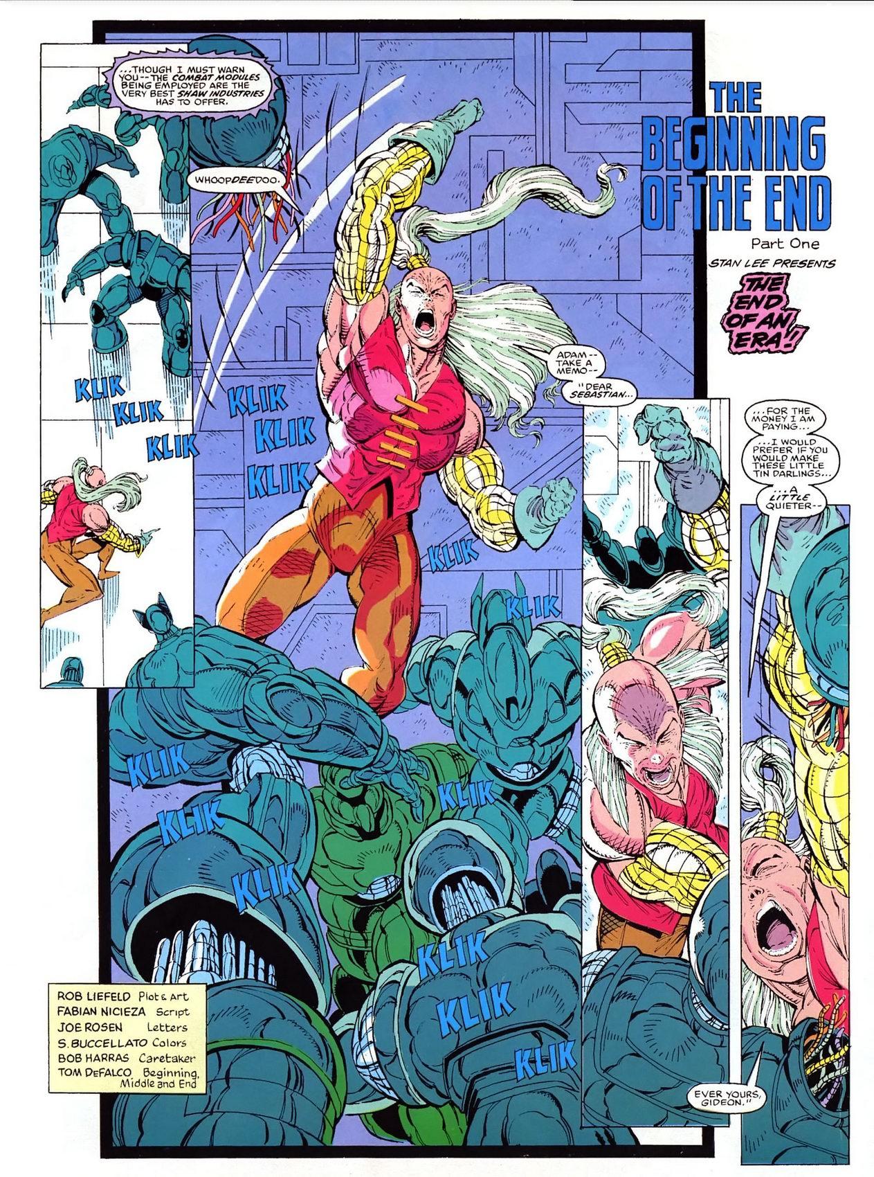 Read online Wolverine: Origins comic -  Issue #25 - 26