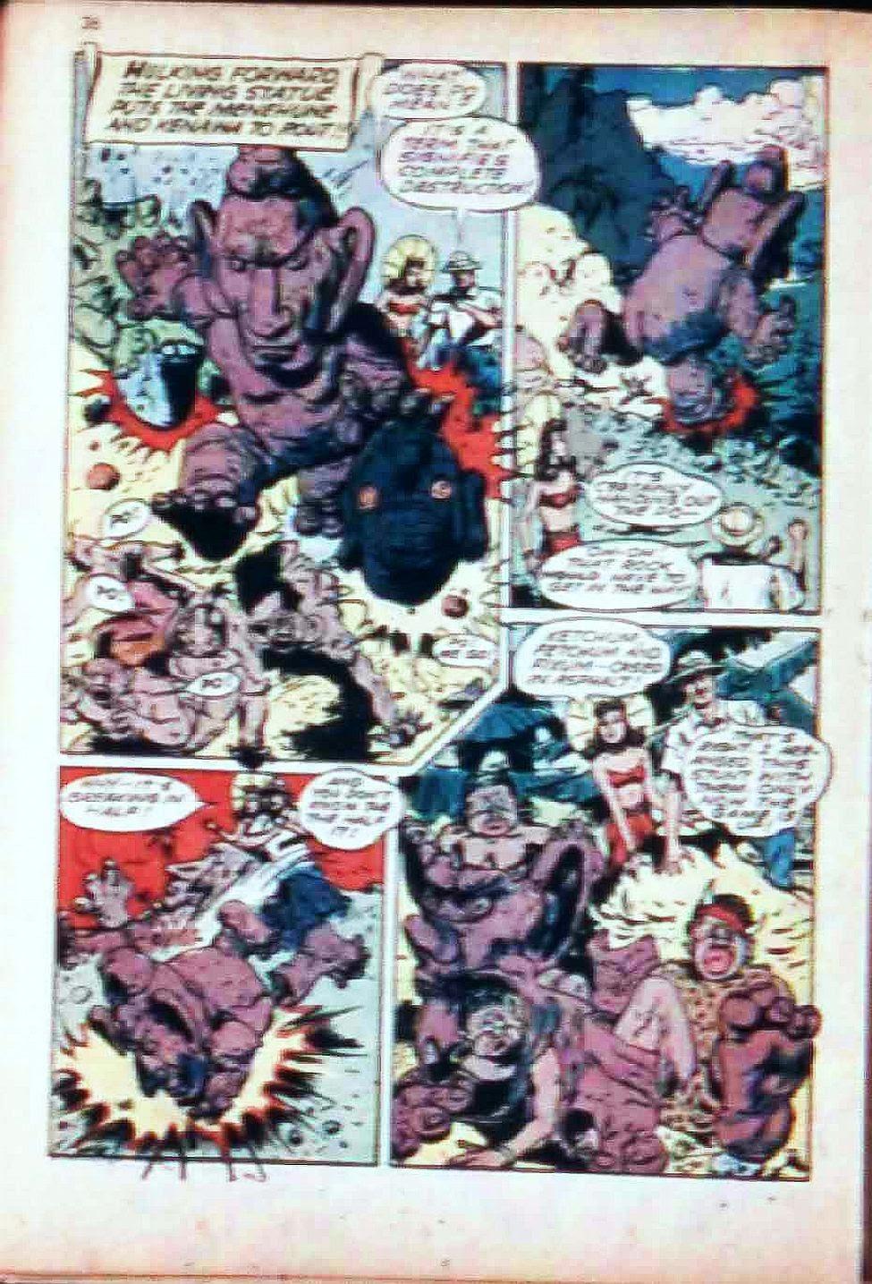 Read online Super-Magician Comics comic -  Issue #17 - 35