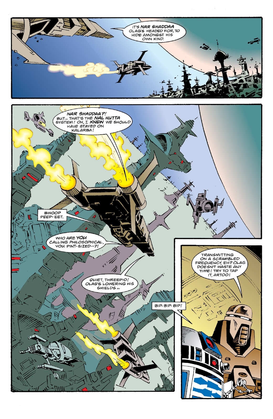 Read online Star Wars Legends Epic Collection: The Empire comic -  Issue # TPB 5 (Part 2) - 91