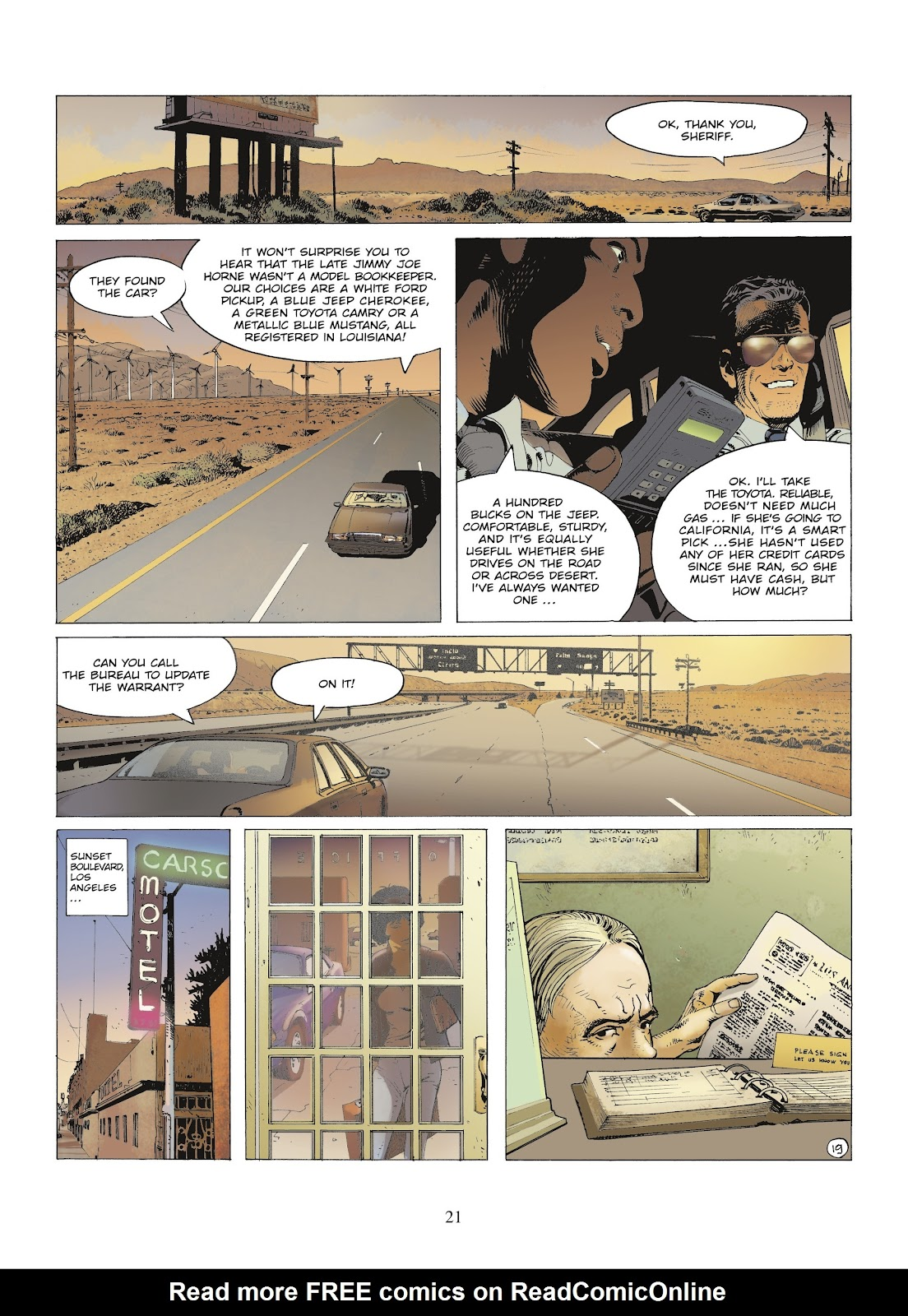 XIII Mystery issue 9 - Page 23