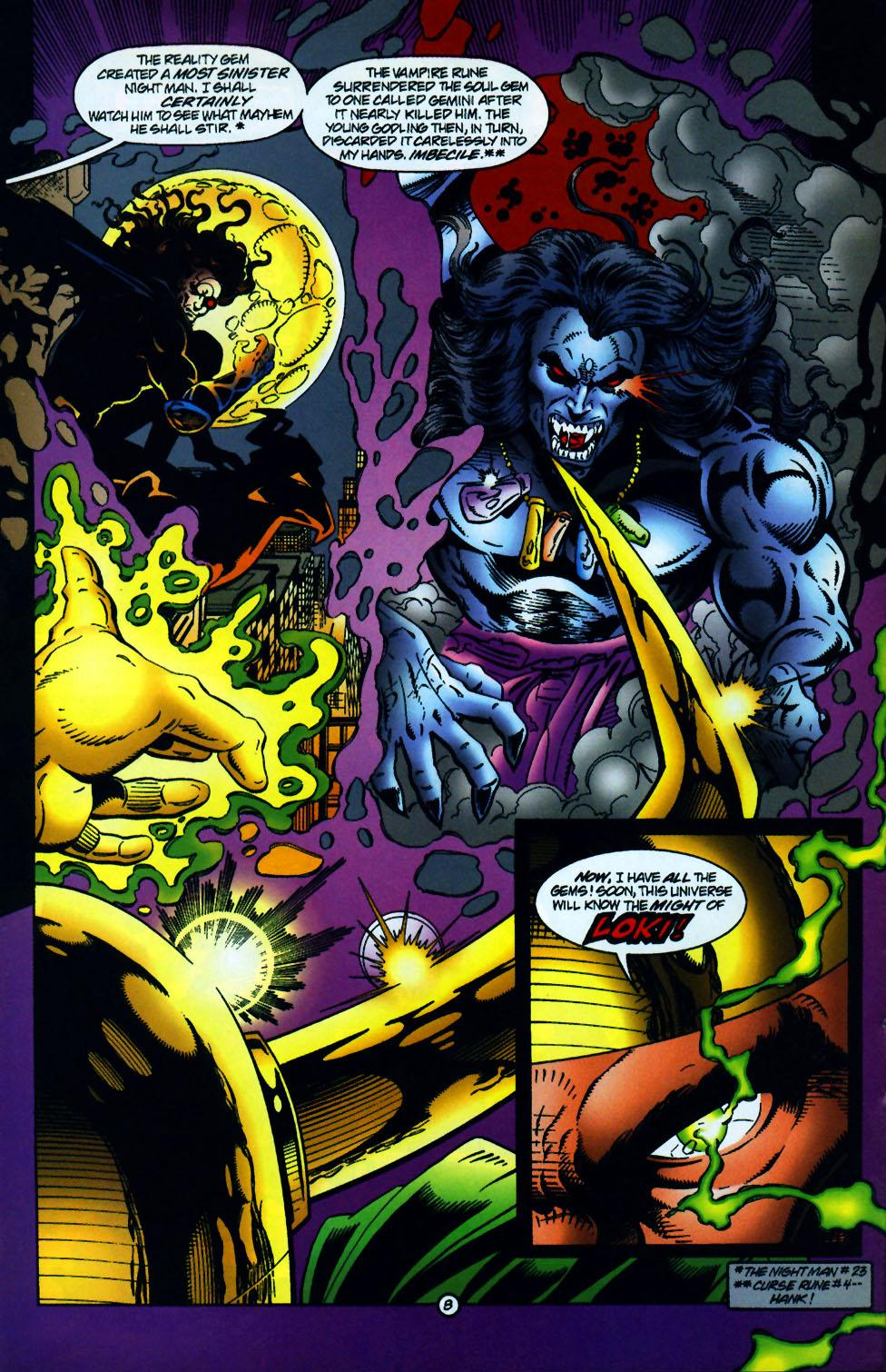 Read online UltraForce (1994) comic -  Issue #10 - 9
