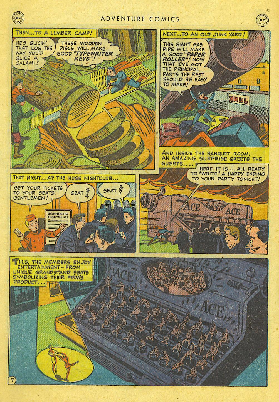 Read online Adventure Comics (1938) comic -  Issue #127 - 24