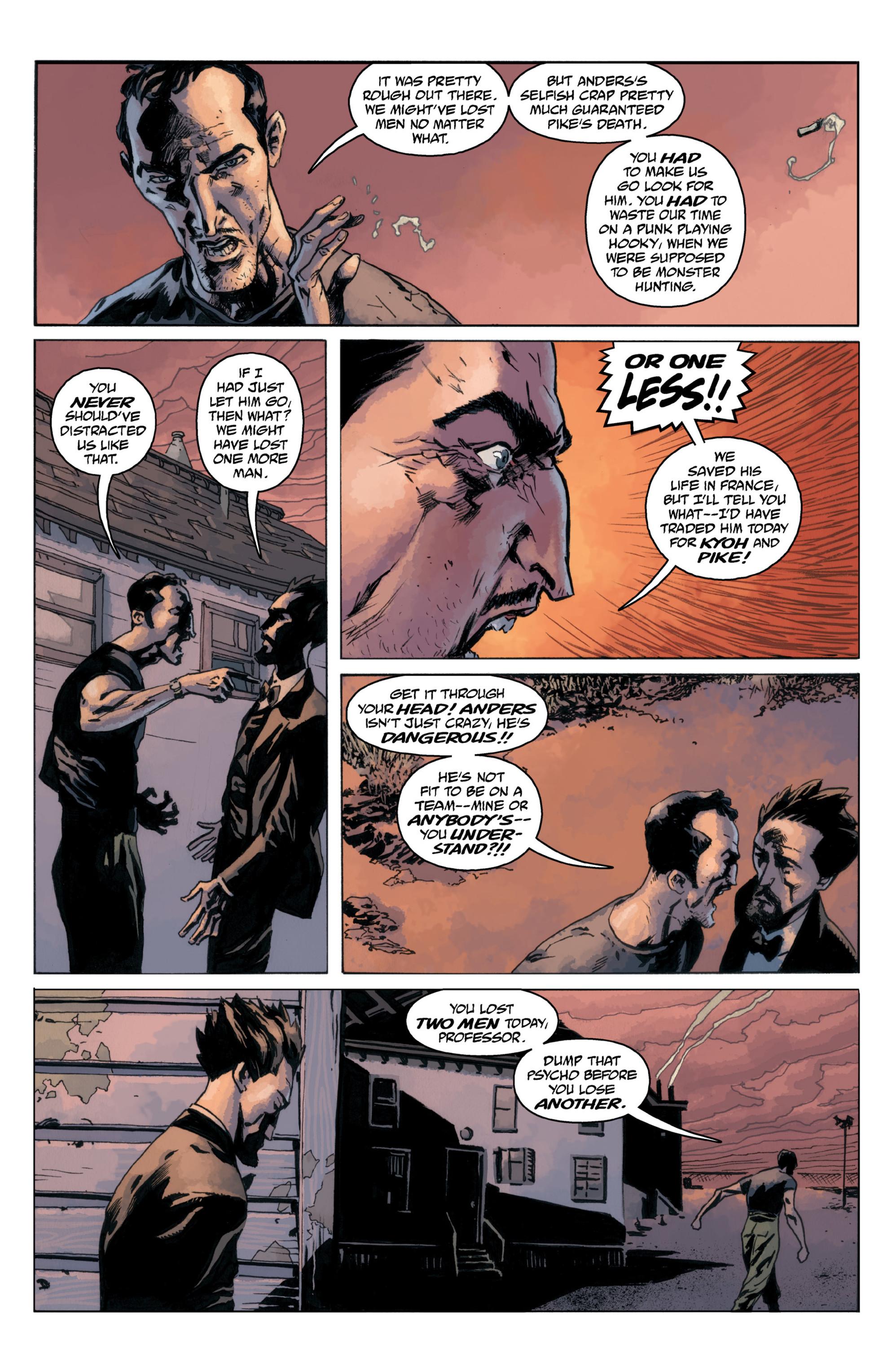 Read online B.P.R.D.: 1948 comic -  Issue # TPB - 116