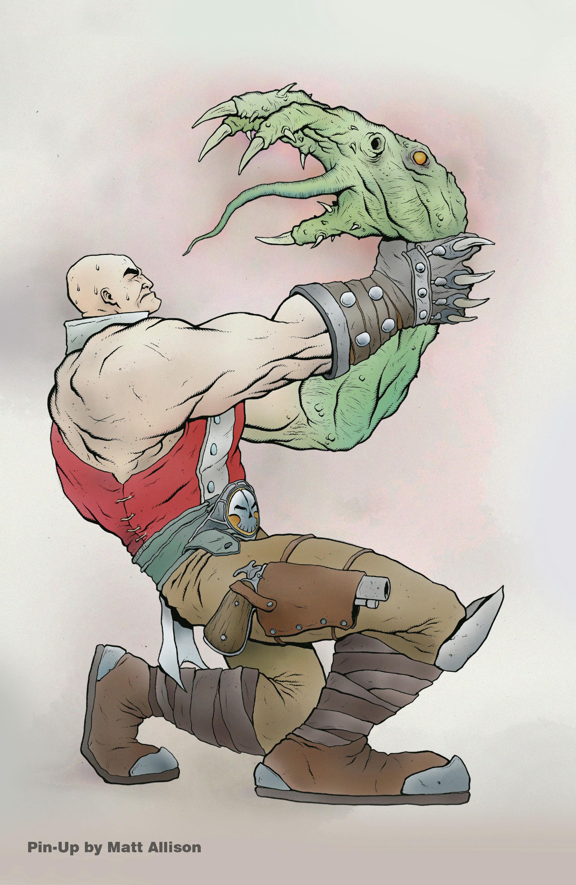 Read online Skullkickers comic -  Issue #12 - 27