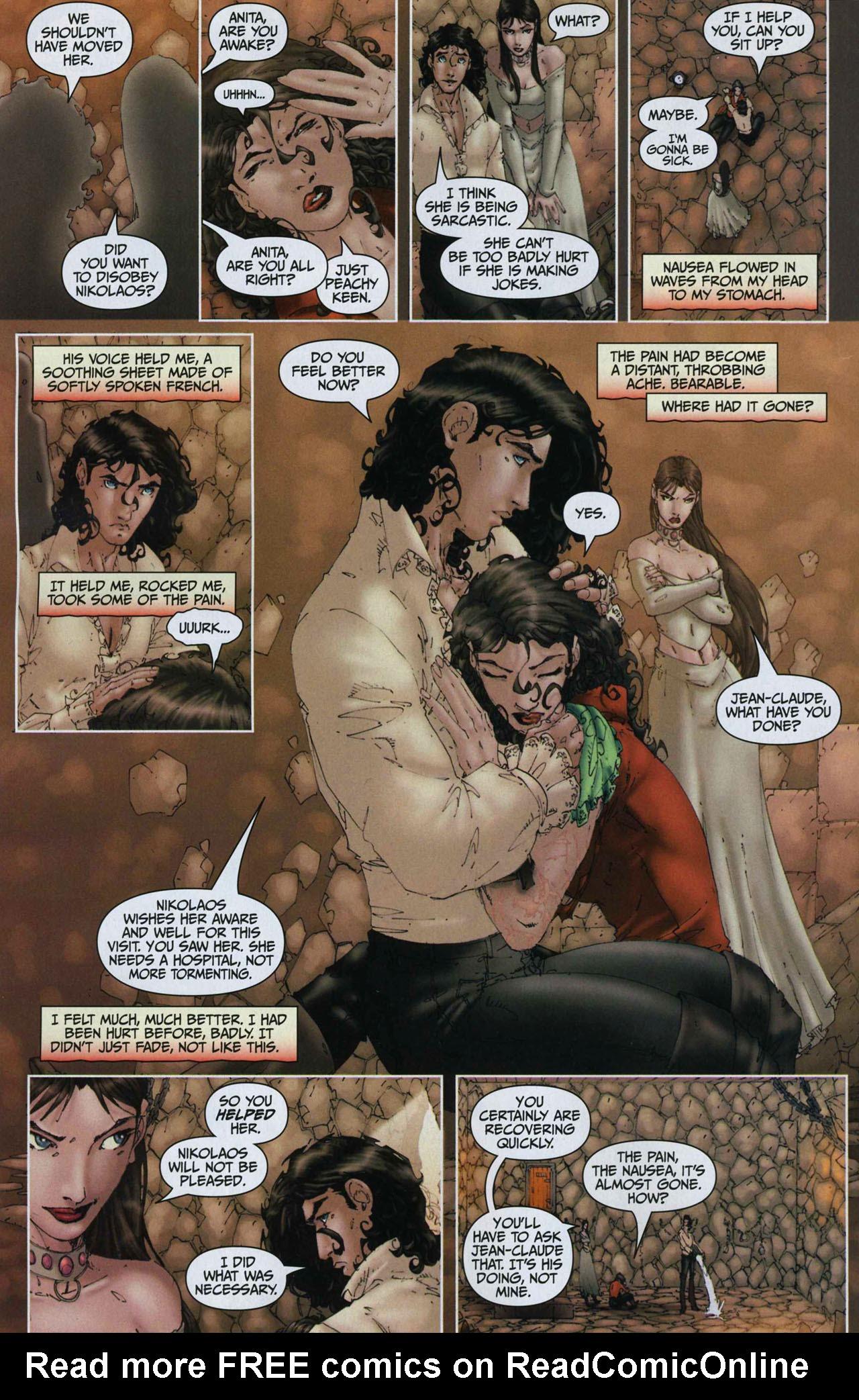Read online Anita Blake, Vampire Hunter: Guilty Pleasures comic -  Issue #2 - 16