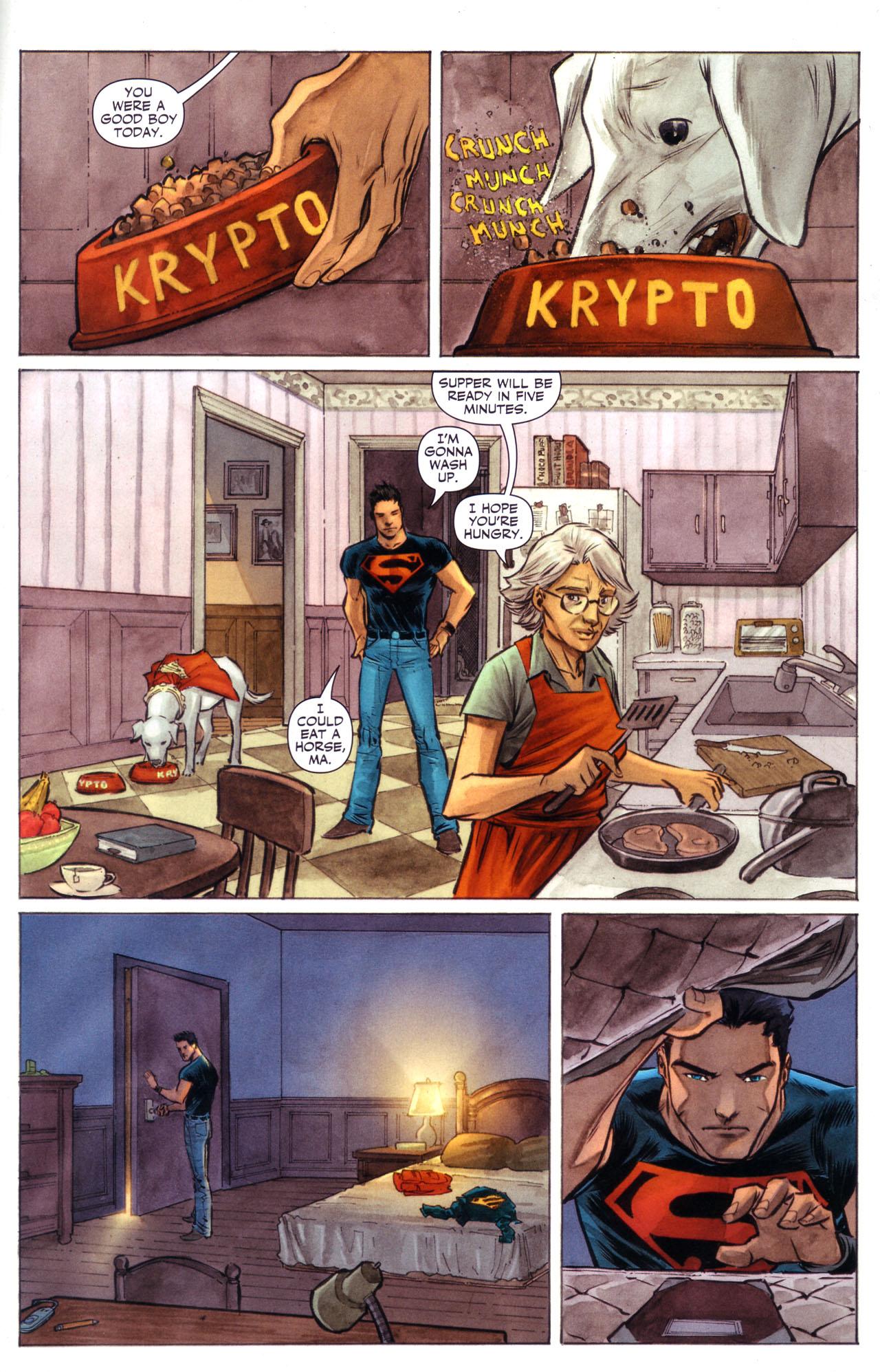 Read online Adventure Comics (2009) comic -  Issue #1 - 21