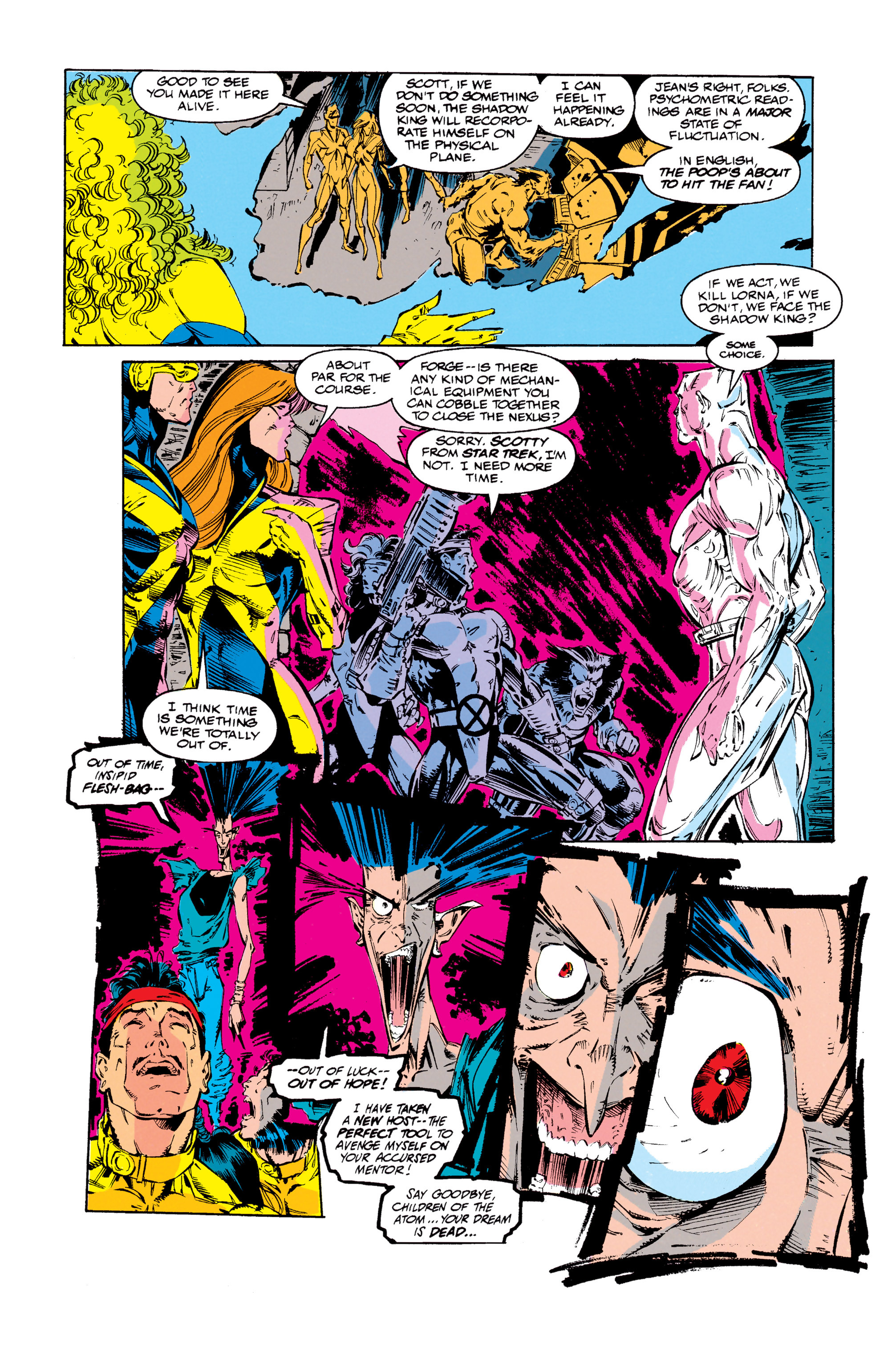 Read online X-Factor (1986) comic -  Issue #69 - 23