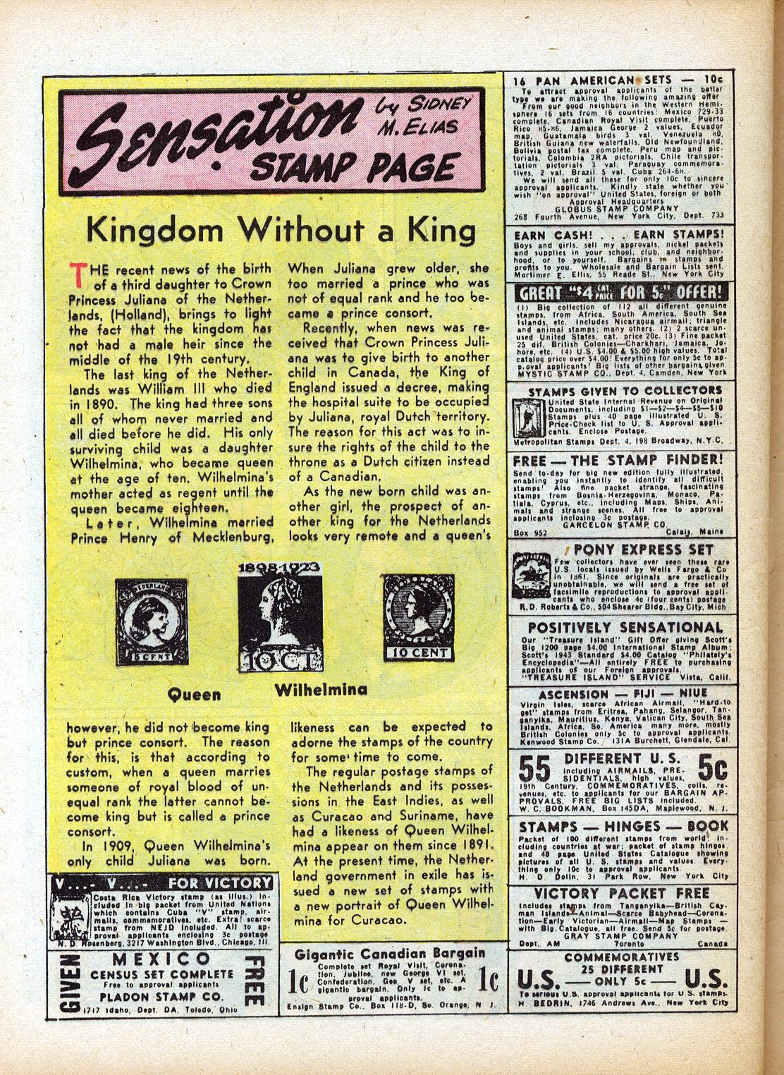 Read online Sensation (Mystery) Comics comic -  Issue #18 - 48