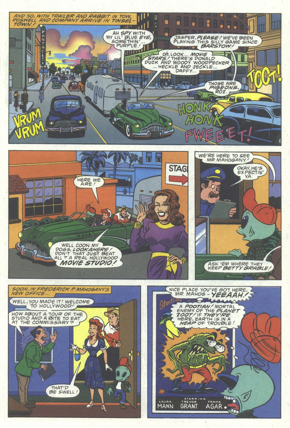 Read online Simpsons Comics comic -  Issue #21 - 30