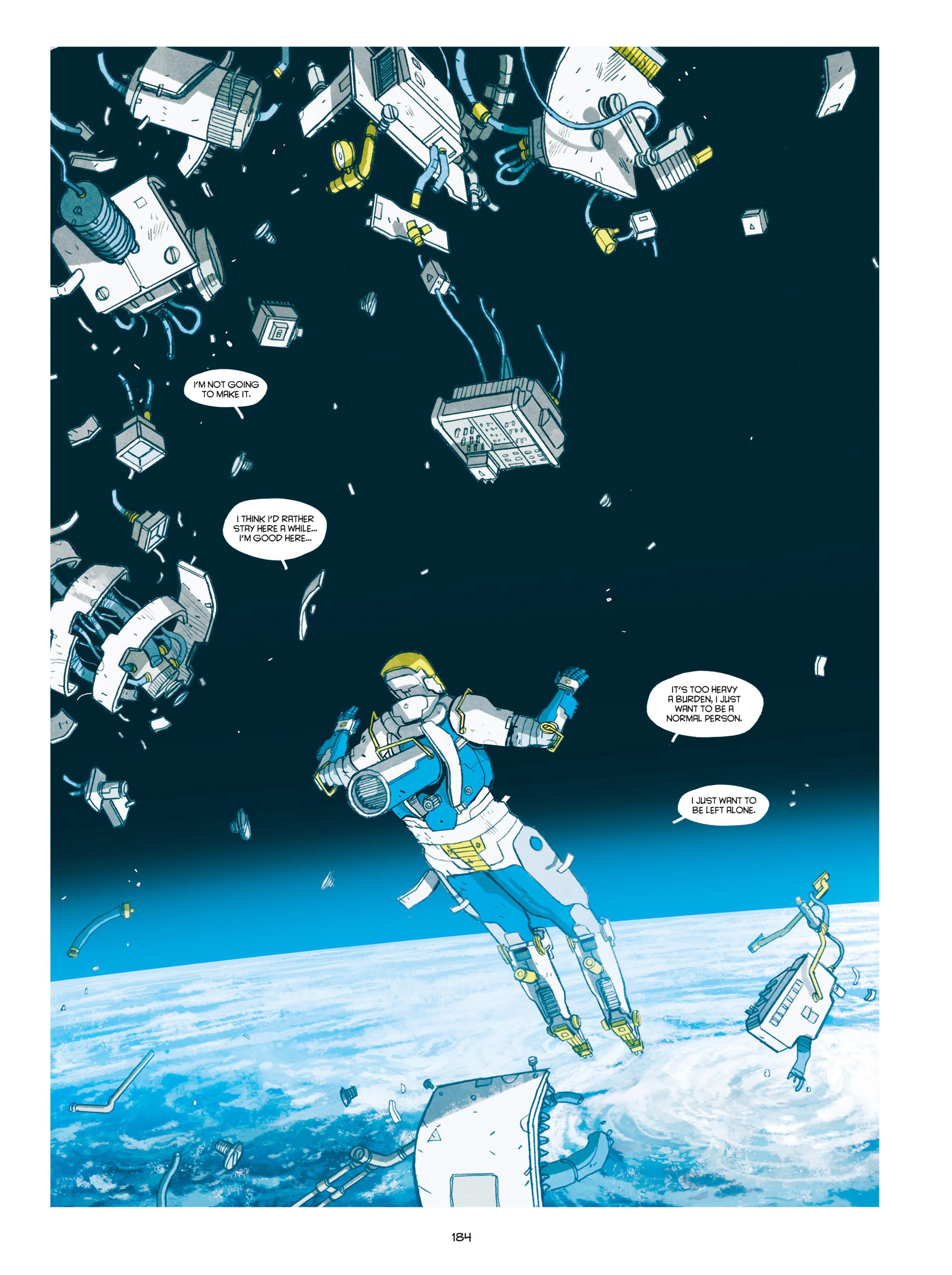 Read online Shangri-La comic -  Issue # Full - 185