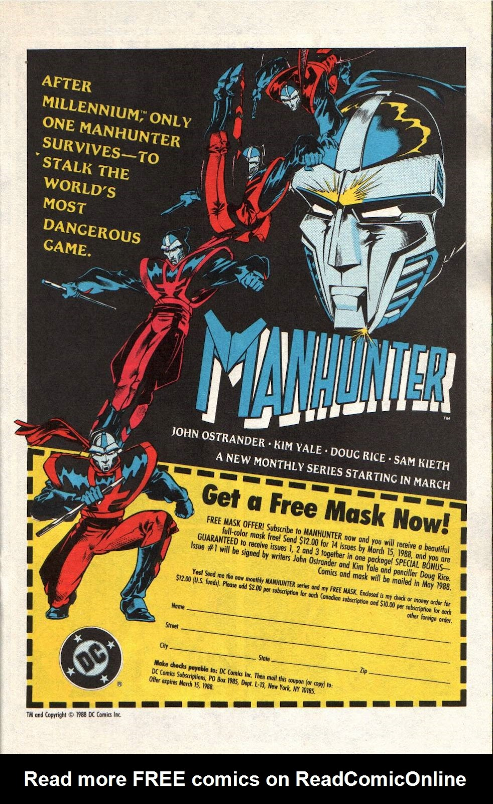 Read online The Phantom (1988) comic -  Issue #2 - 15