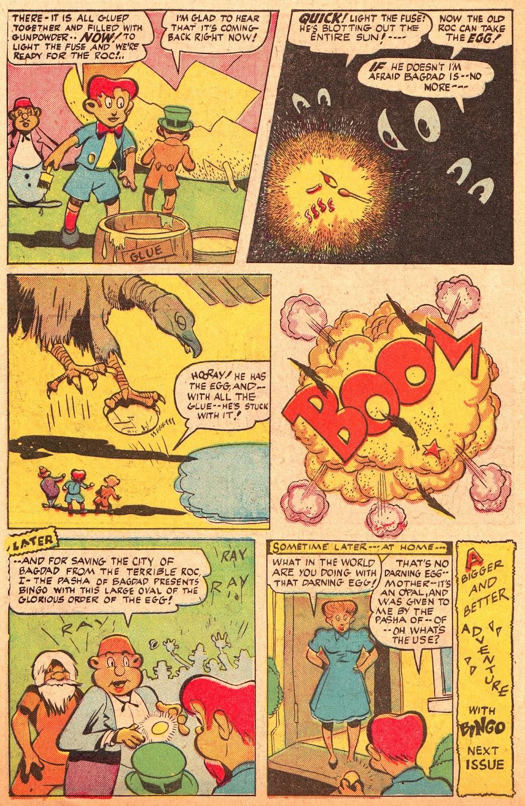 Jingle Jangle Comics issue 21 - Page 10
