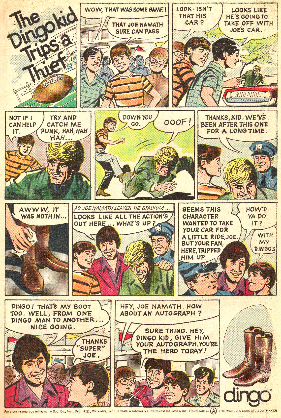 Read online Archie (1960) comic -  Issue #213 - 9