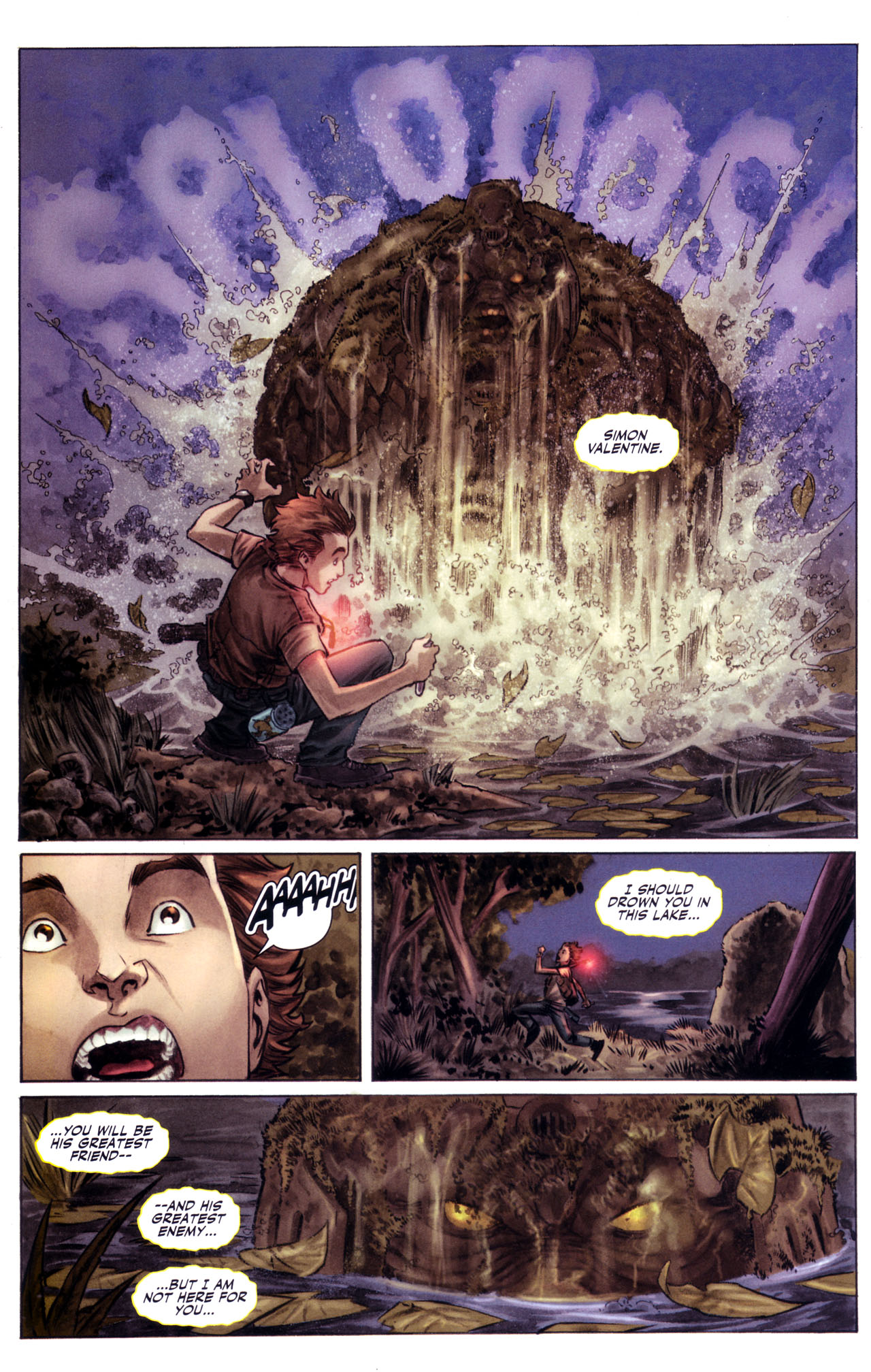 Read online Adventure Comics (2009) comic -  Issue #1 - 16