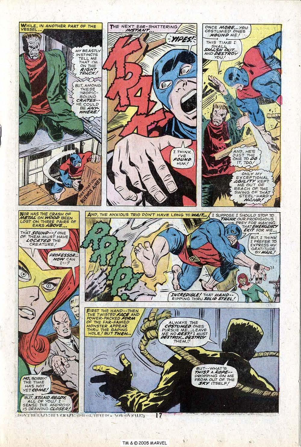 Uncanny X-Men (1963) issue 88 - Page 19