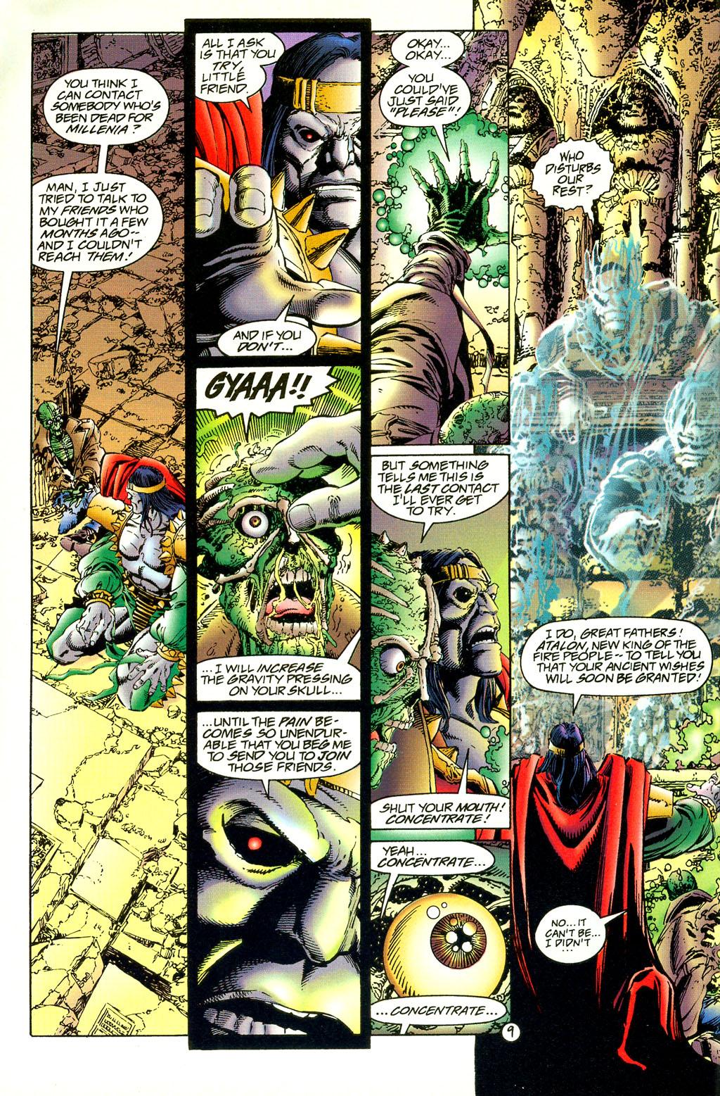 Read online UltraForce (1994) comic -  Issue #4 - 9
