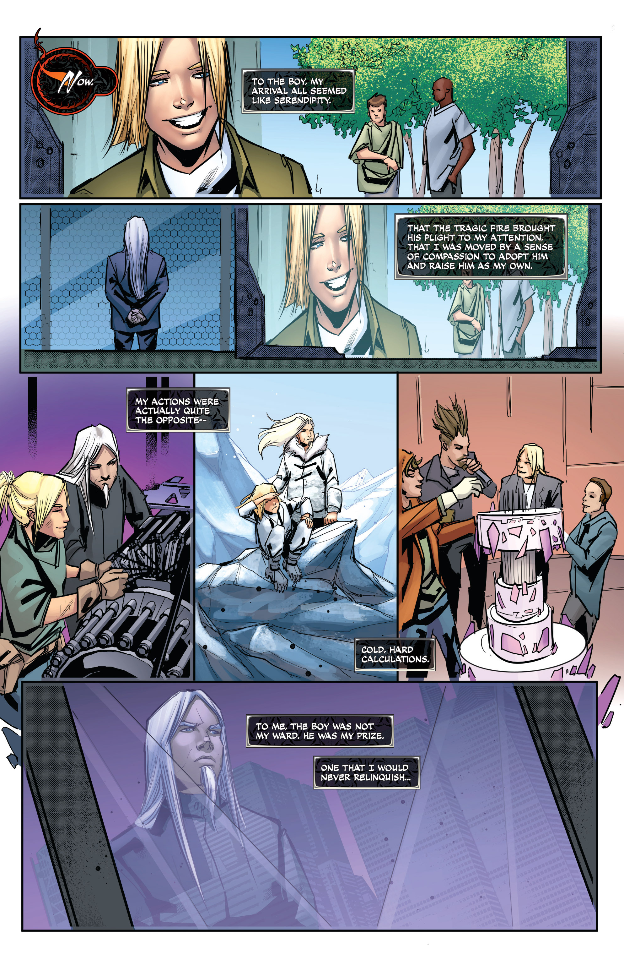 Read online All-New Soulfire Vol. 6 comic -  Issue #3 - 9