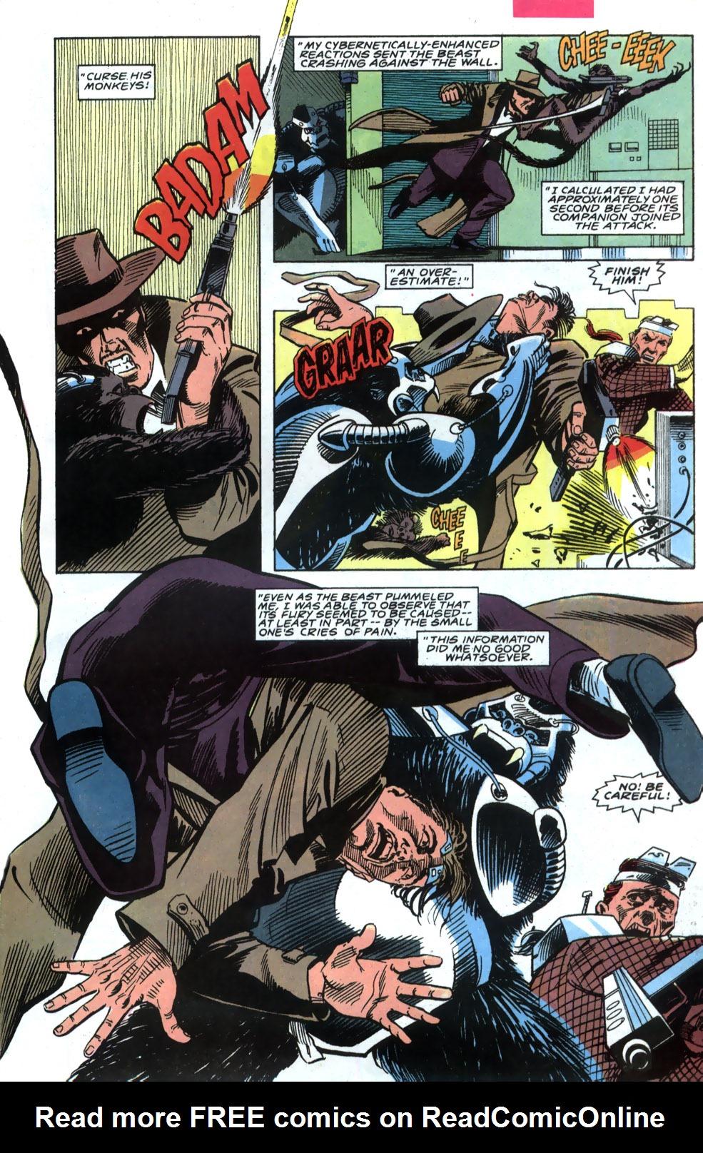 Read online Robocop (1990) comic -  Issue #4 - 14
