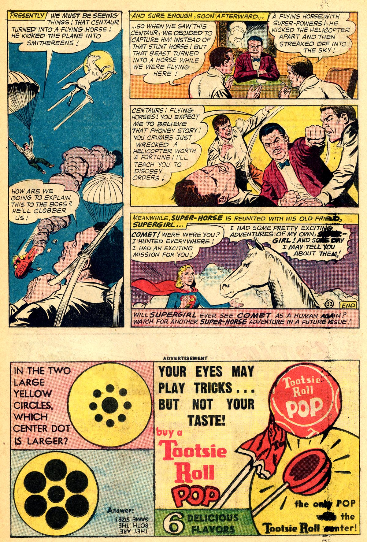 Read online Action Comics (1938) comic -  Issue #301 - 31