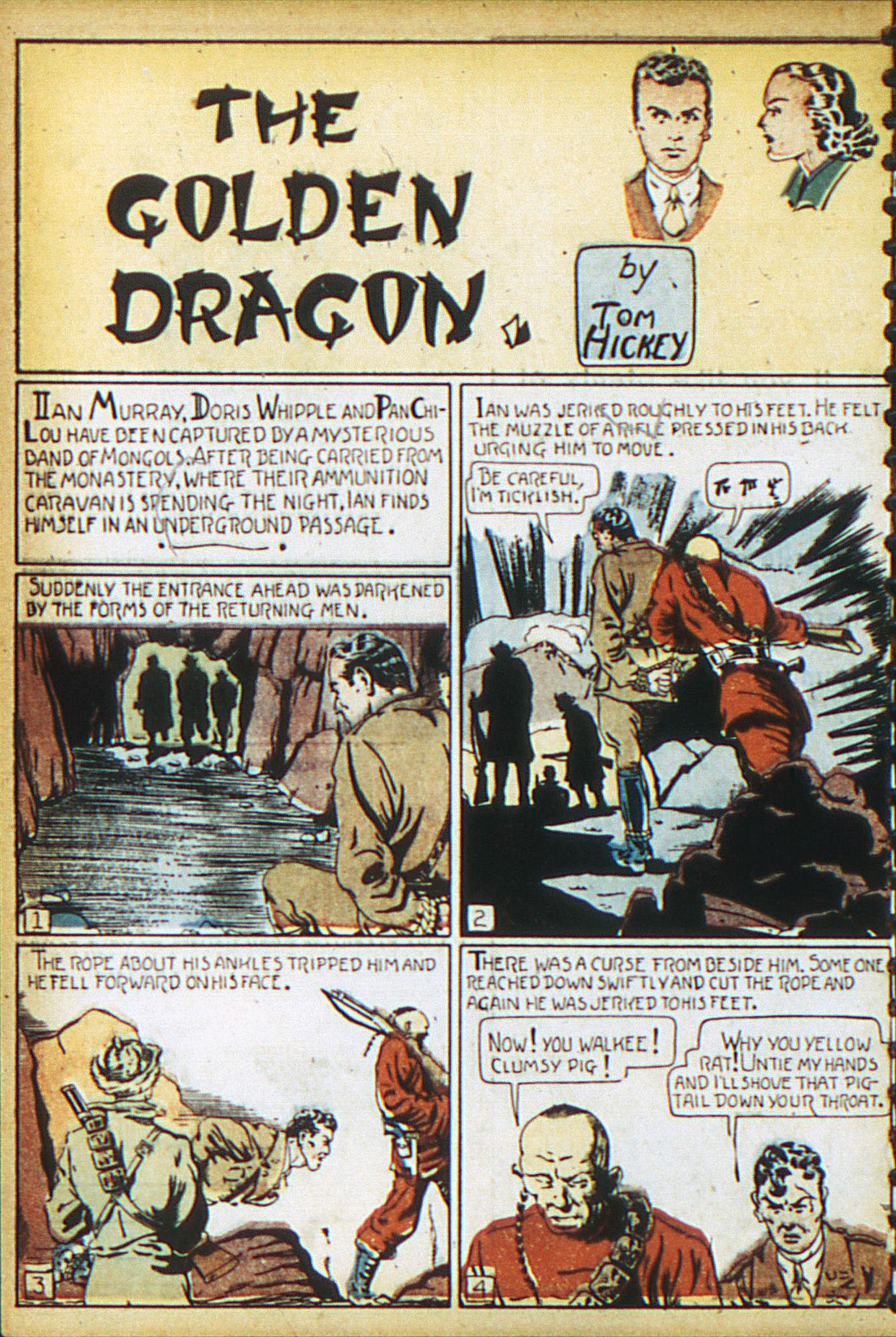 Read online Adventure Comics (1938) comic -  Issue #17 - 13