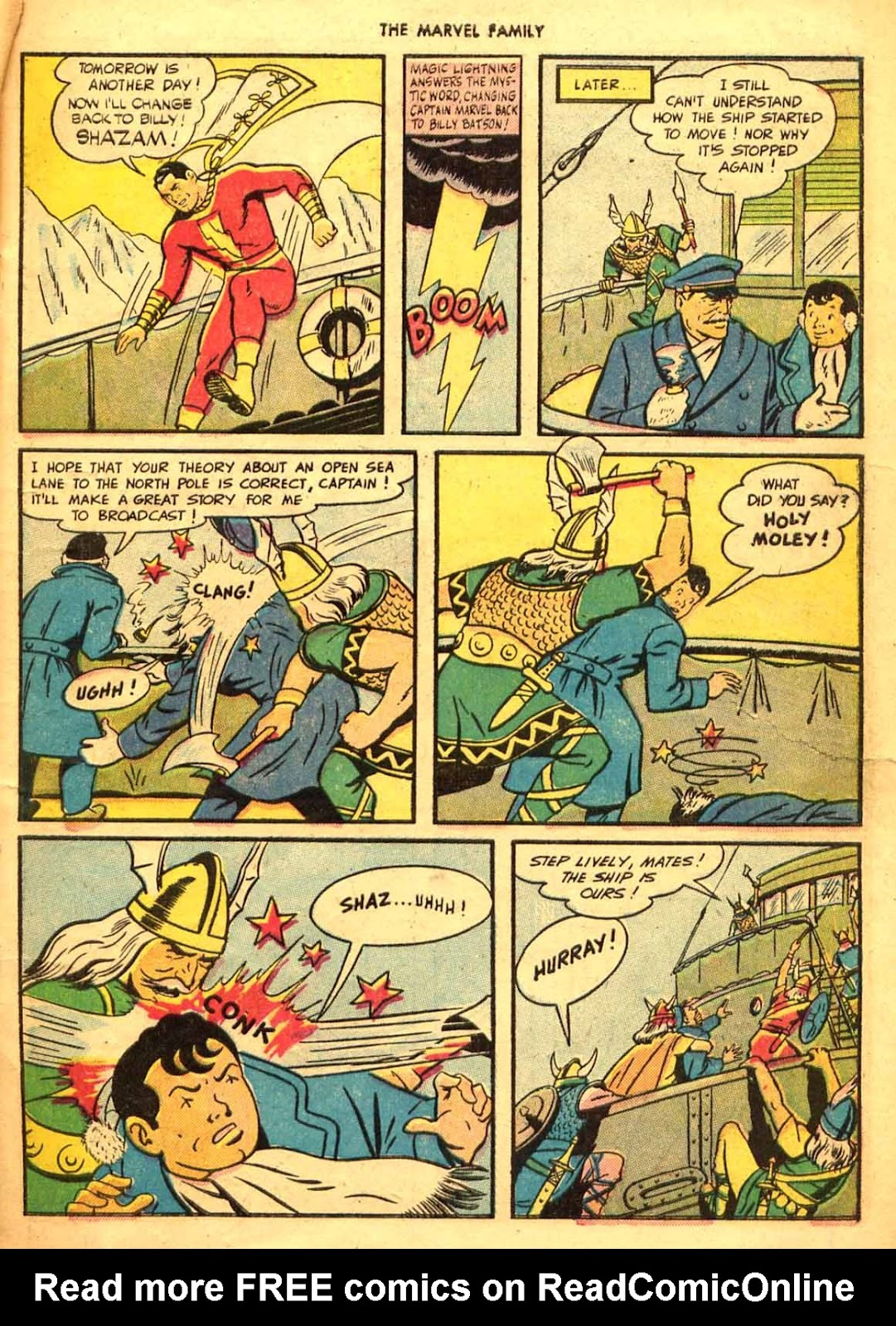 The Marvel Family issue 9 - Page 7
